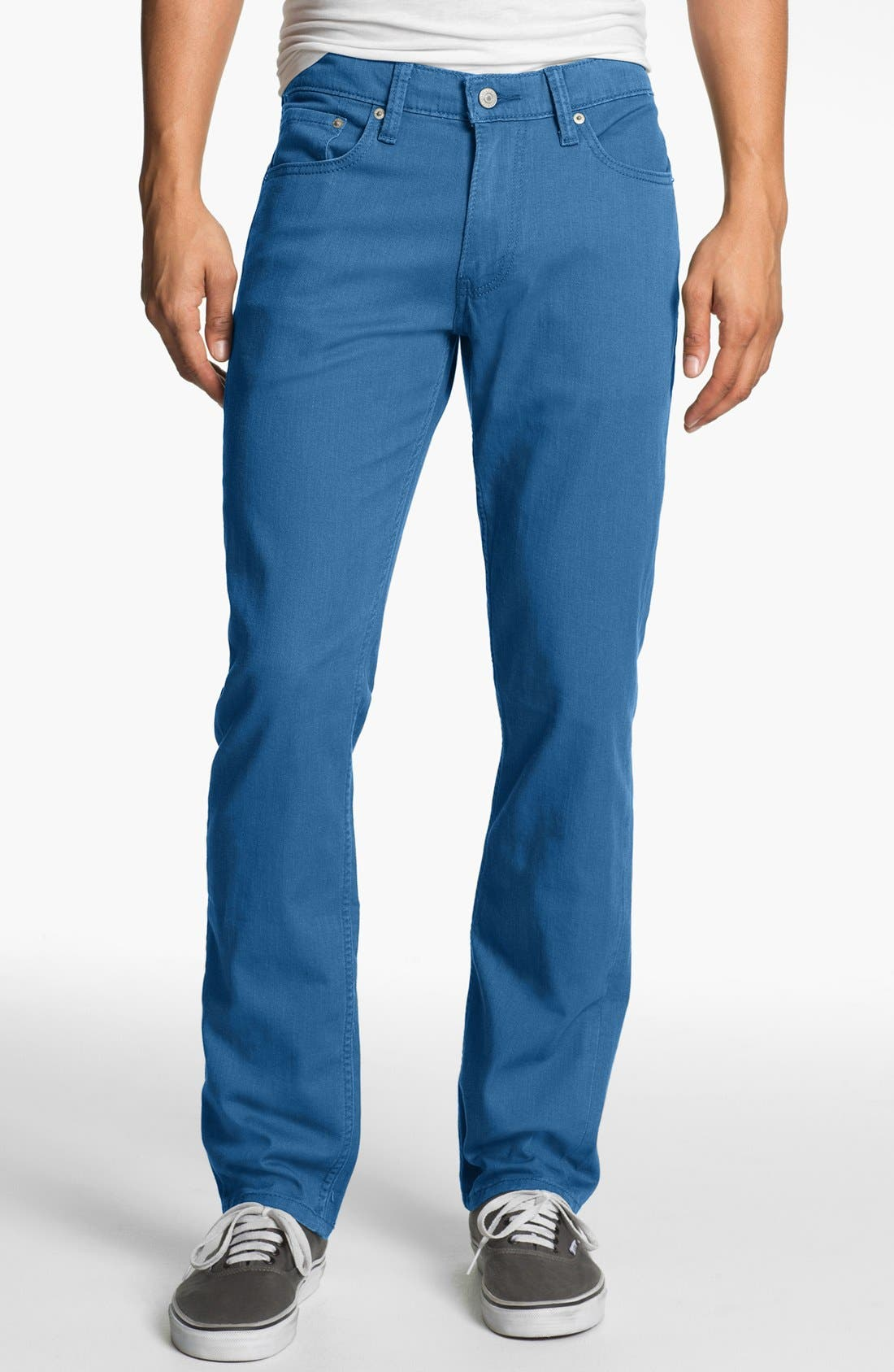 Alternate Image 1 Selected - Levi's® '511™' Skinny Leg Twill Pants