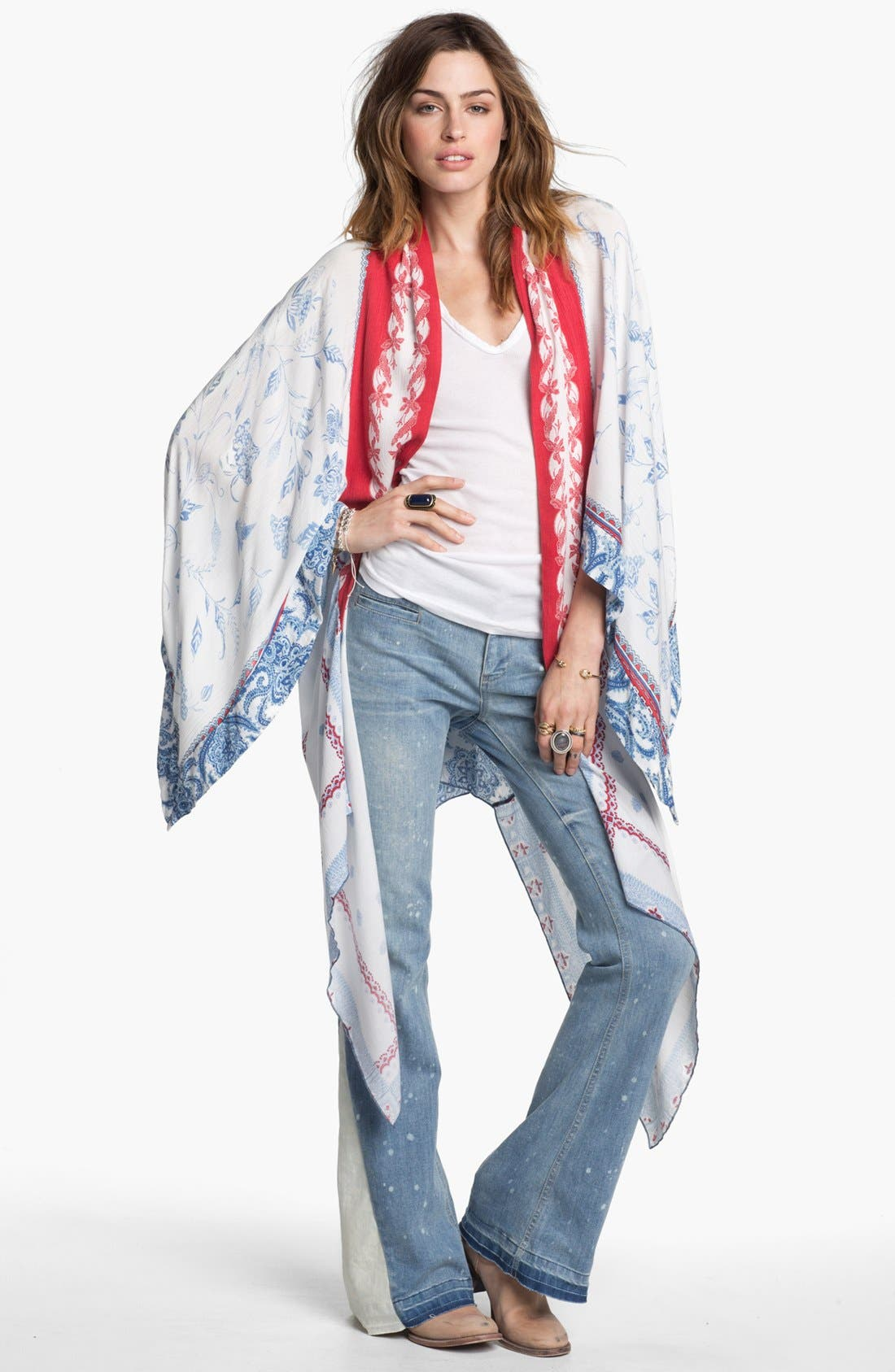Alternate Image 1 Selected - Free People Scarf Wrap
