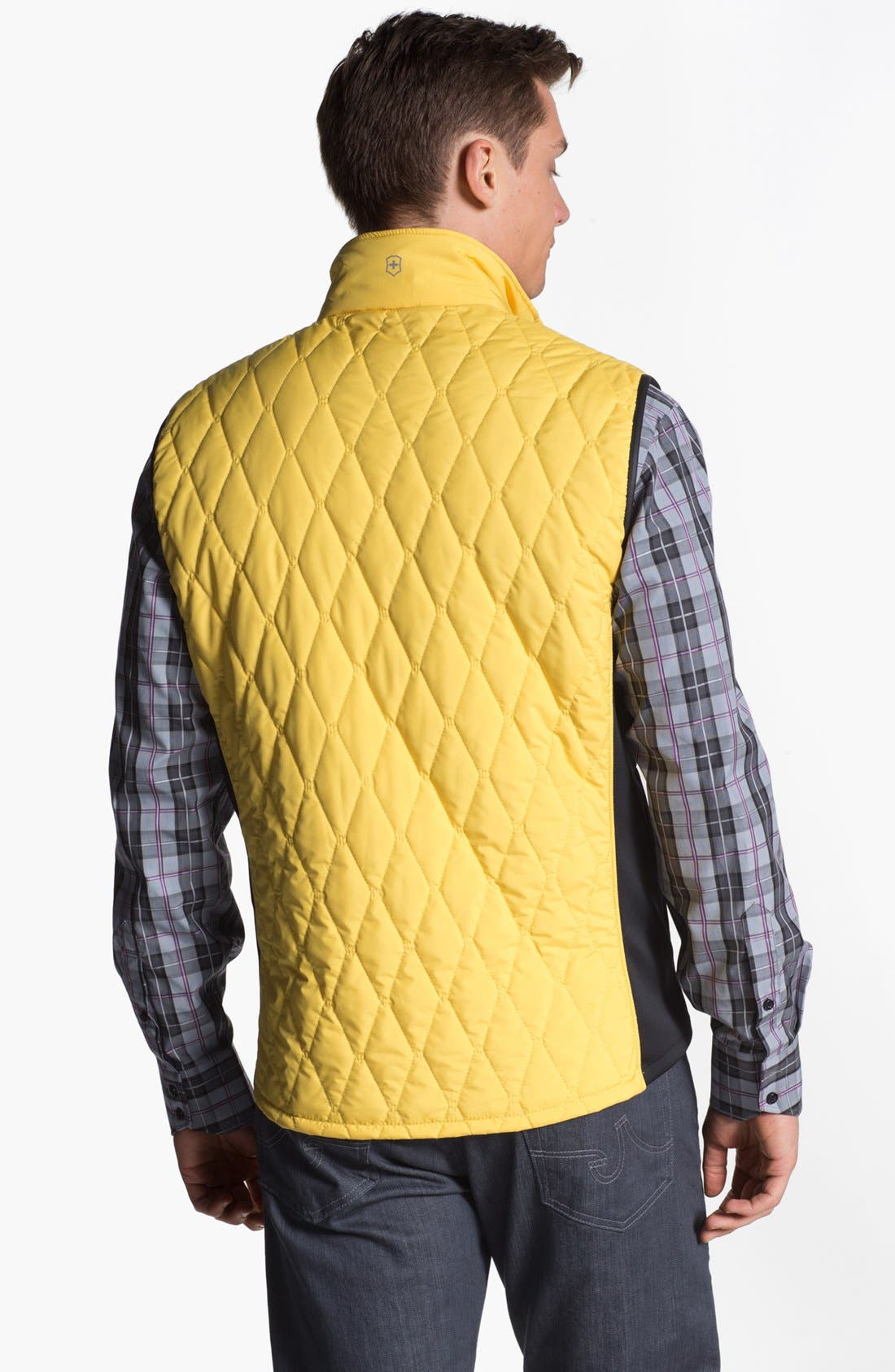 Alternate Image 2  - Victorinox Swiss Army® 'Glares' Quilted Vest (Online Only)