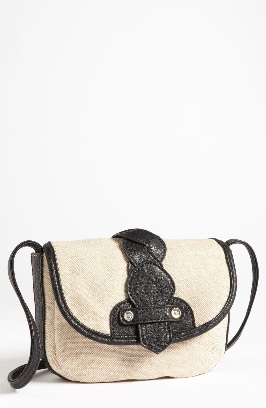 Main Image - Danielle Nicole 'Nola' Canvas Crossbody Bag