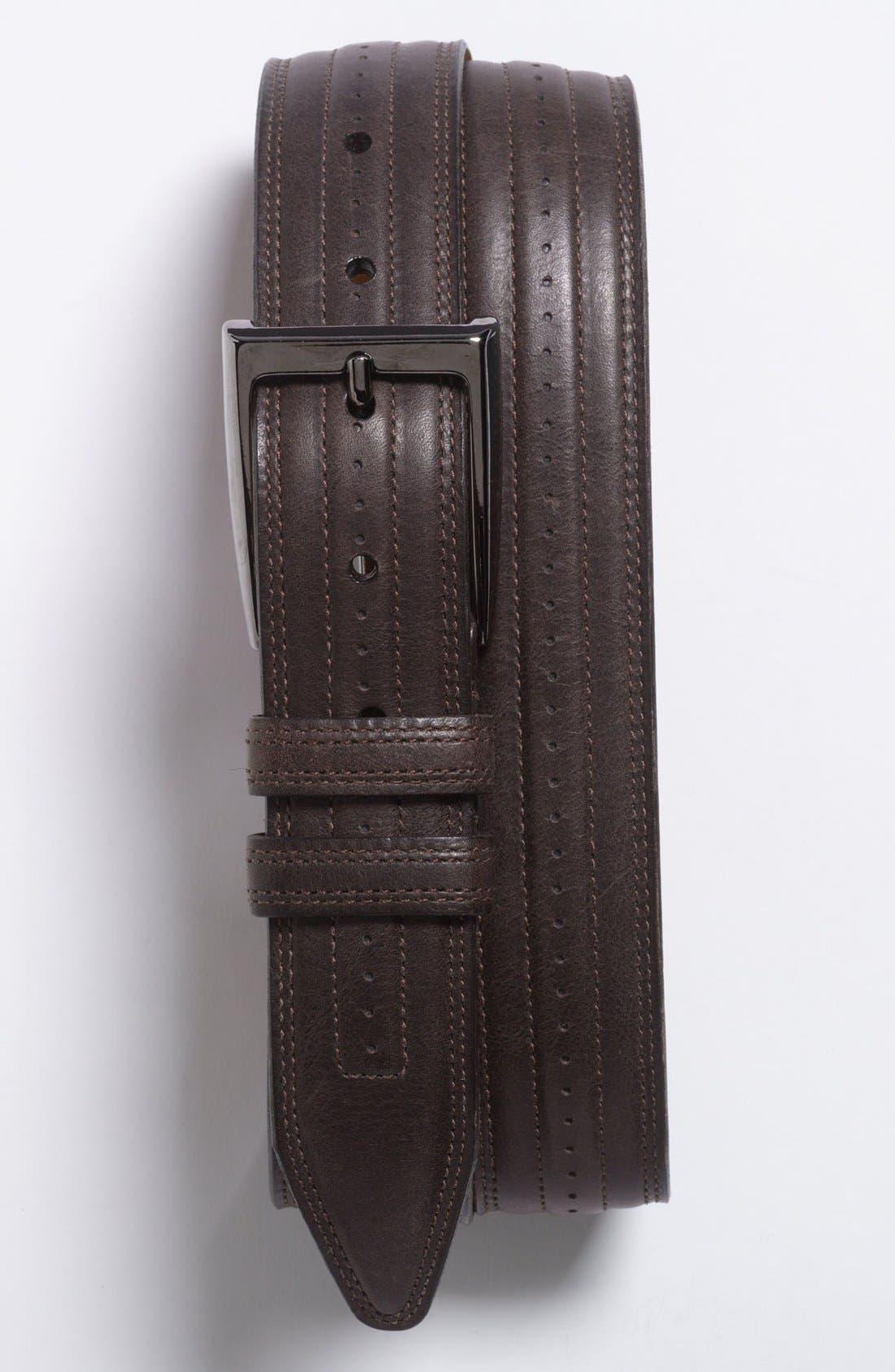 Alternate Image 1 Selected - Remo Tulliani 'Luca' Belt