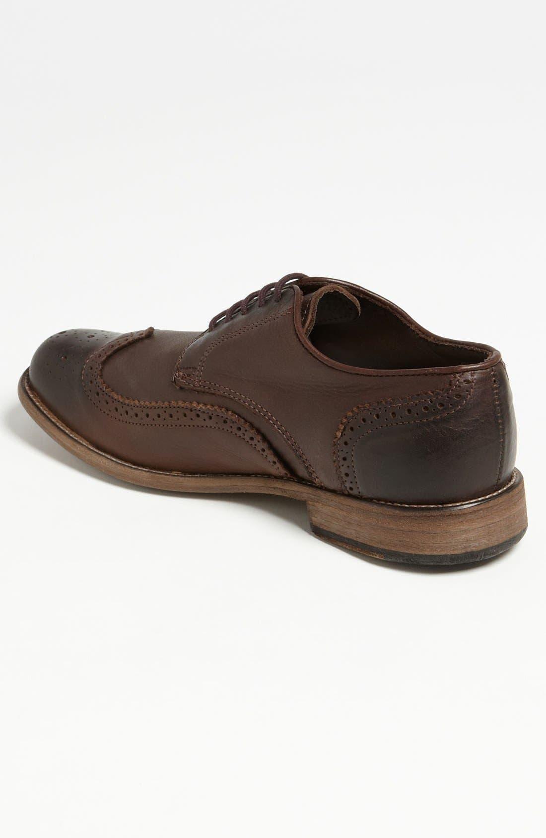 Alternate Image 2  - Vintage Shoe Company 'Warren' Wingtip