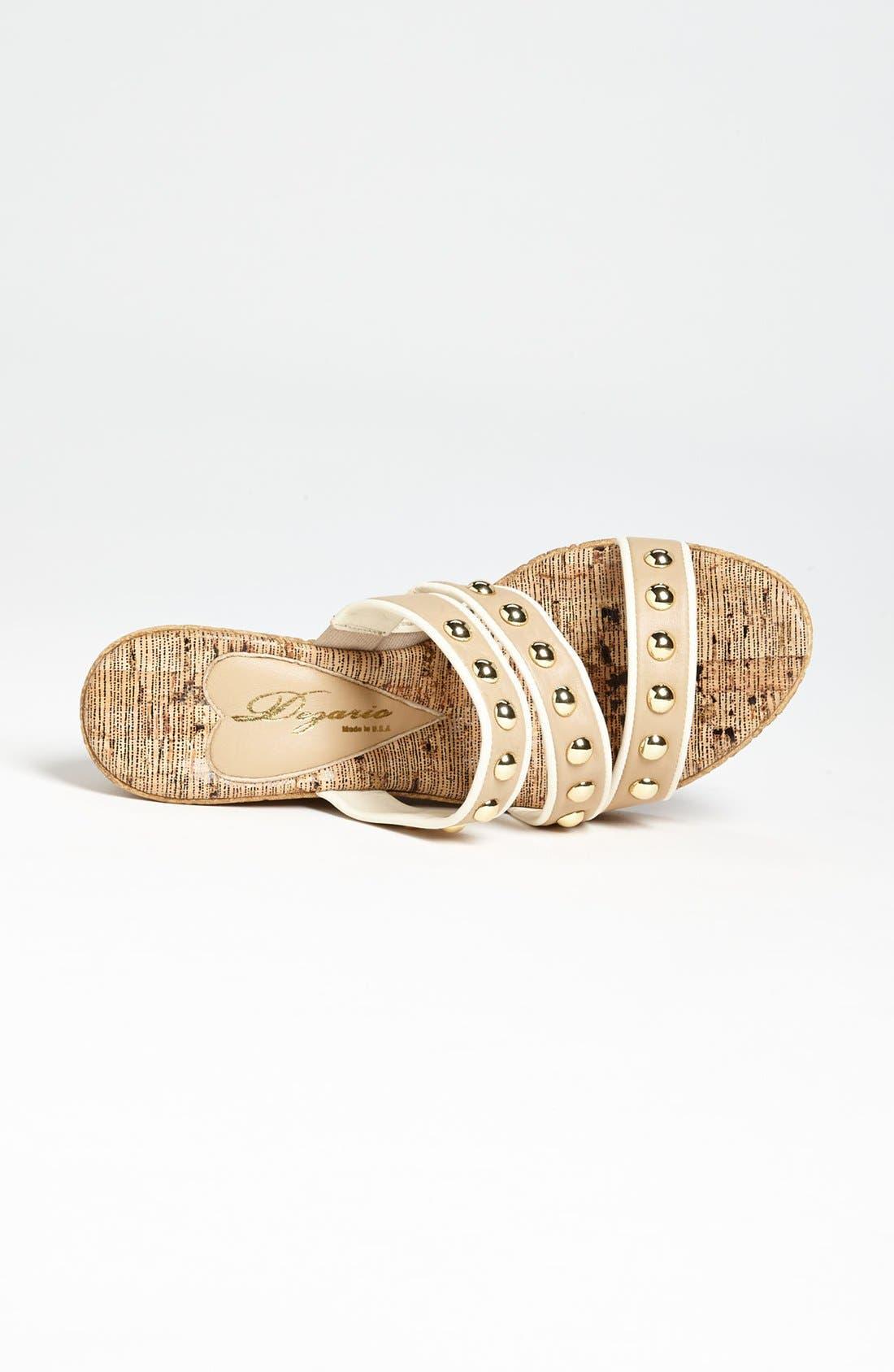 Alternate Image 3  - Dezario 'Meme' Sandal