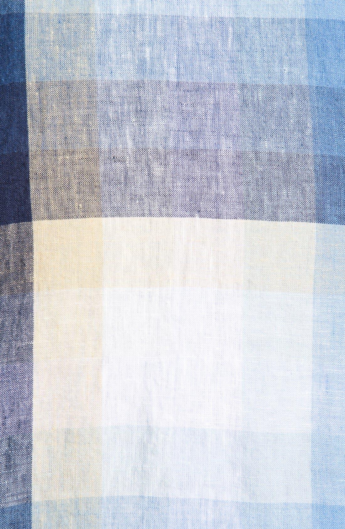 Alternate Image 3  - Tommy Bahama 'Pacific Breezer' Short Sleeve Linen Sport Shirt