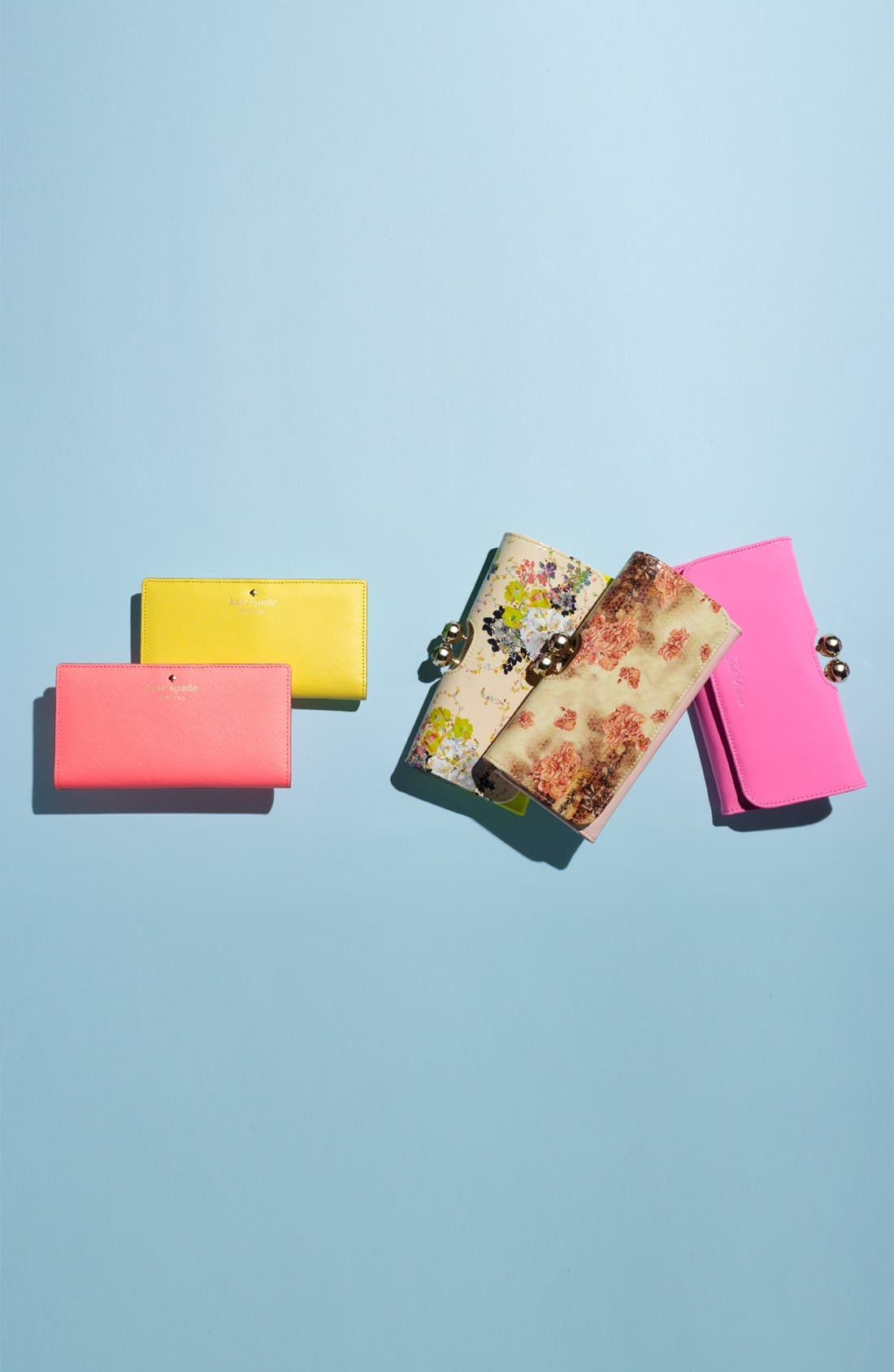 Alternate Image 5  - Ted Baker London 'Busy Bee' Matinee Wallet