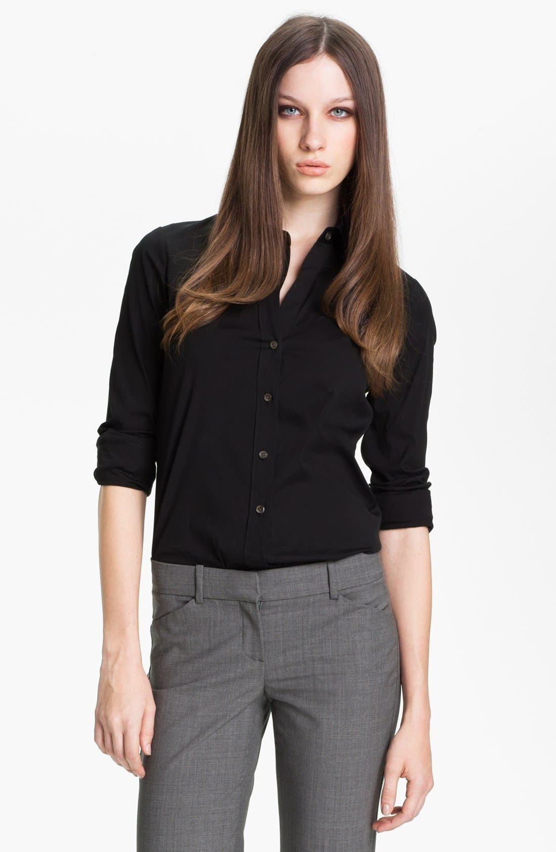 Main Image - Theory 'Larissa' Shirt