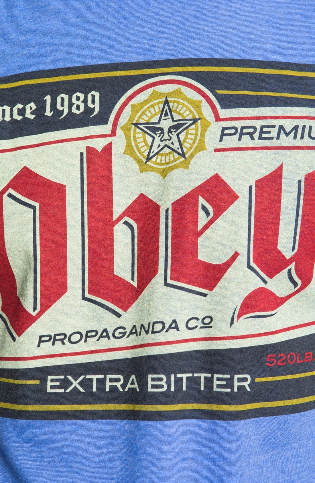 Alternate Image 3  - Obey 'Premium Propaganda' Graphic T-Shirt