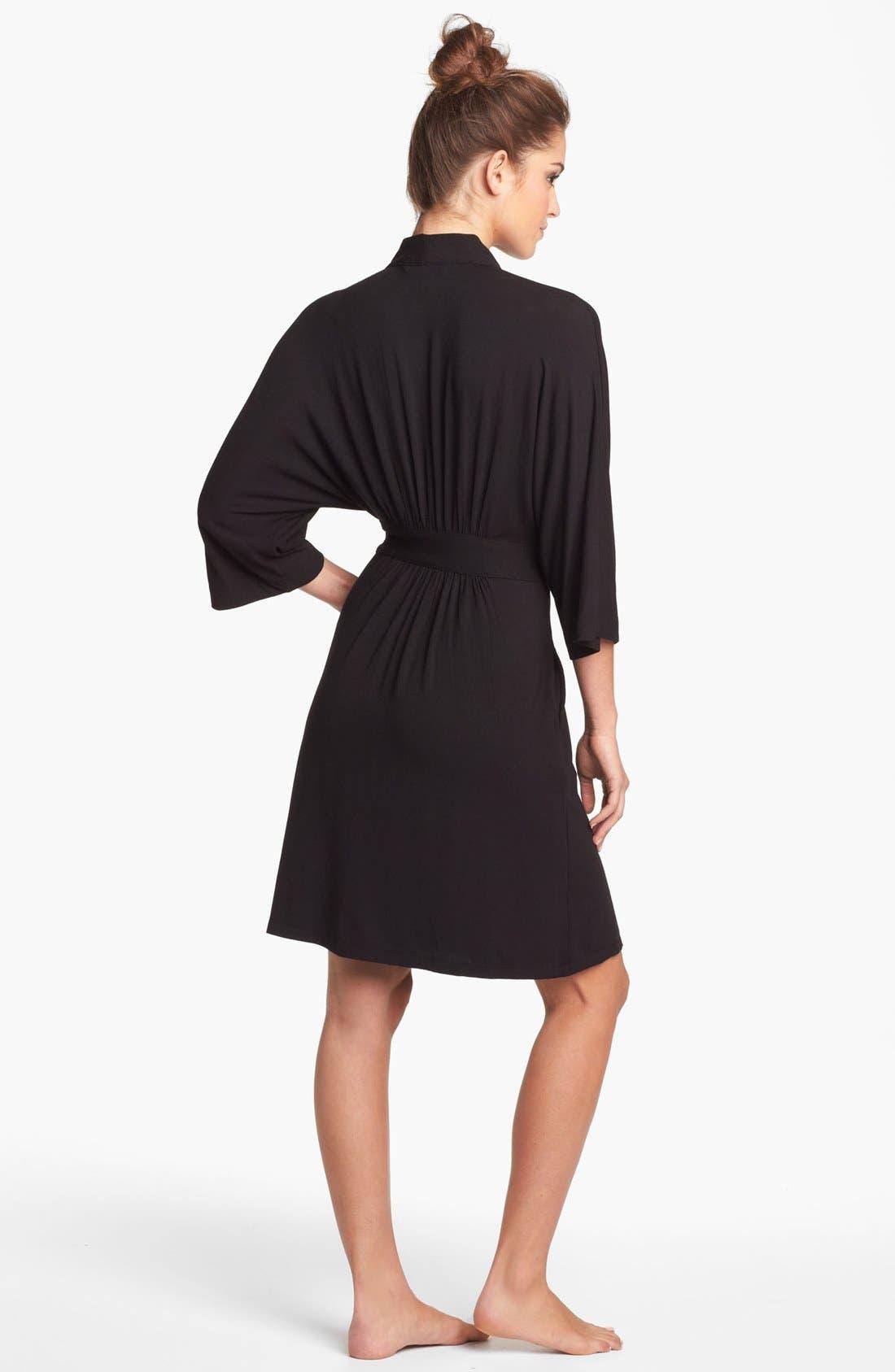 Alternate Image 2  - DKNY 'Urban Essentials' Robe