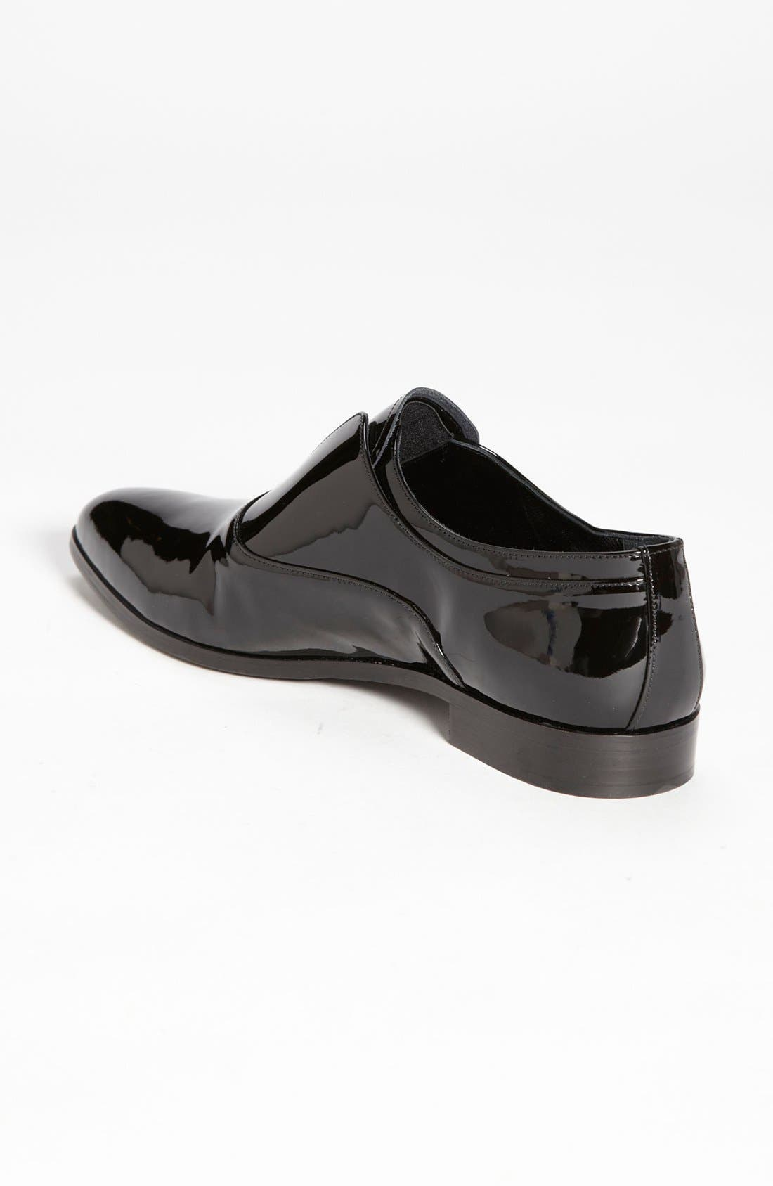 Alternate Image 2  - Prada Laceless Pointy Toe Oxford