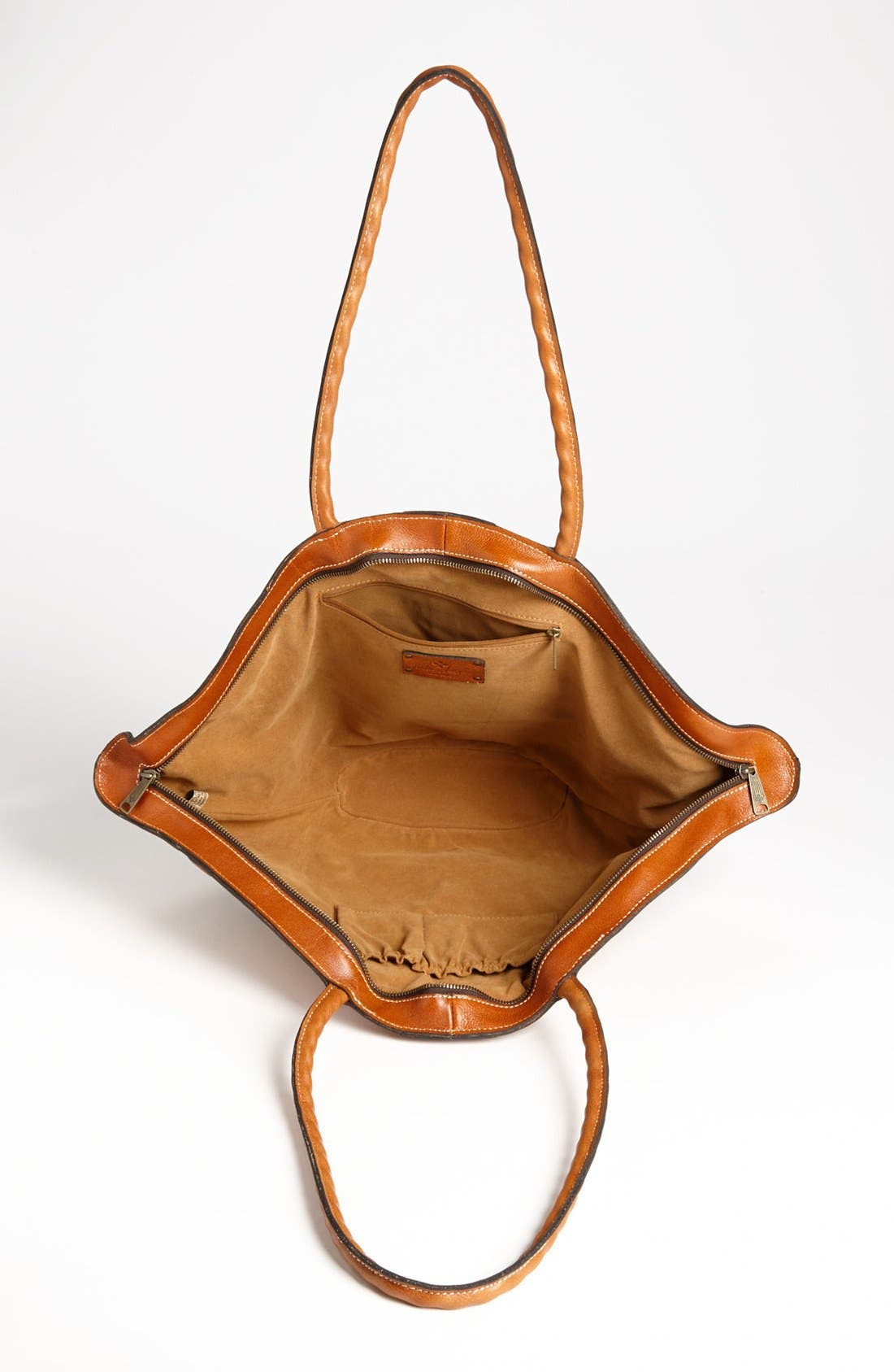 Alternate Image 3  - Patricia Nash 'Trope Dome' Glazed Tote, Medium