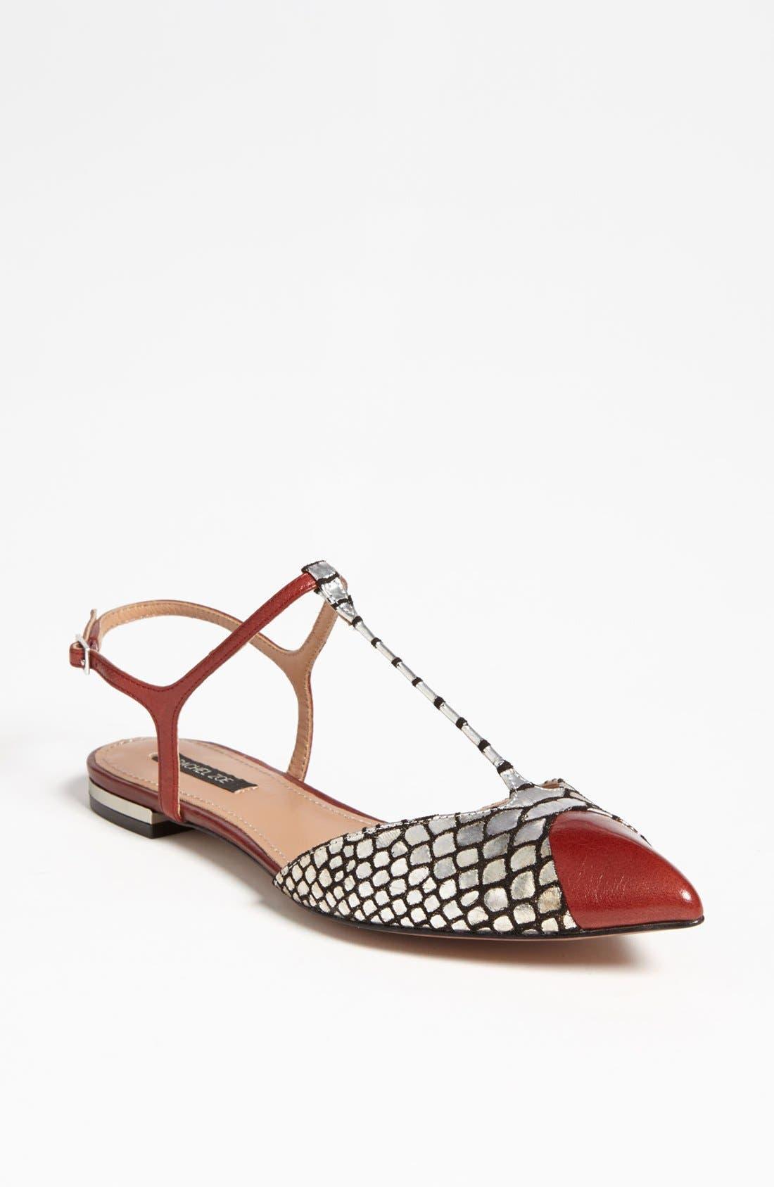 Alternate Image 1 Selected - Rachel Zoe 'Isabel' Sandal
