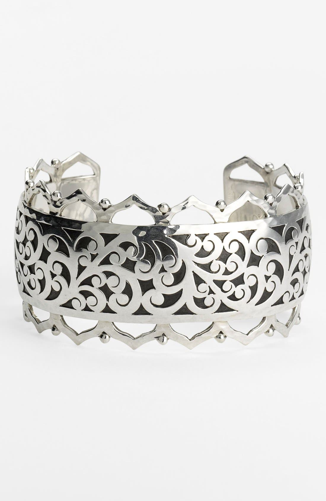 Alternate Image 1 Selected - Lois Hill Large Cutout Cuff