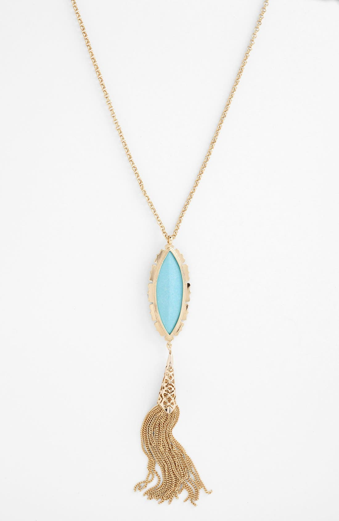 Alternate Image 1 Selected - Kendra Scott 'Neva' Pendant Necklace