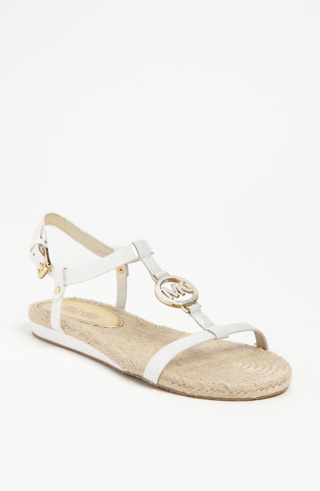 Main Image - MICHAEL Michael Kors 'Hope' Sandal