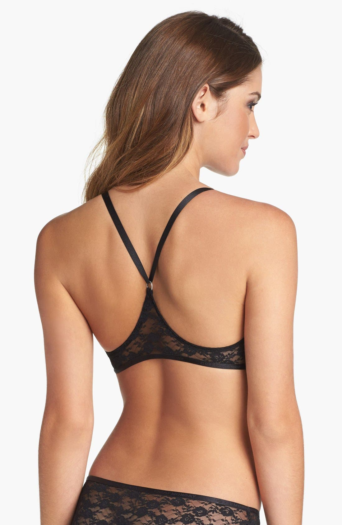 Alternate Image 2  - Cheap Monday Lace Racerback Bra