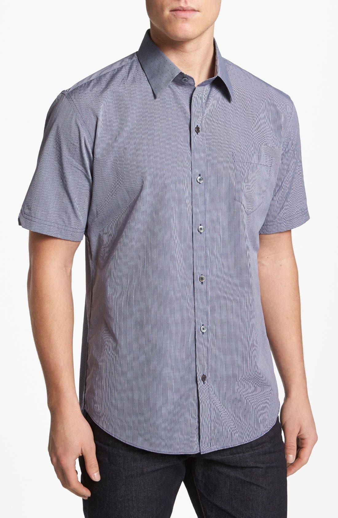 Alternate Image 1 Selected - Zachary Prell 'Constantino' Short Sleeve Sport Shirt