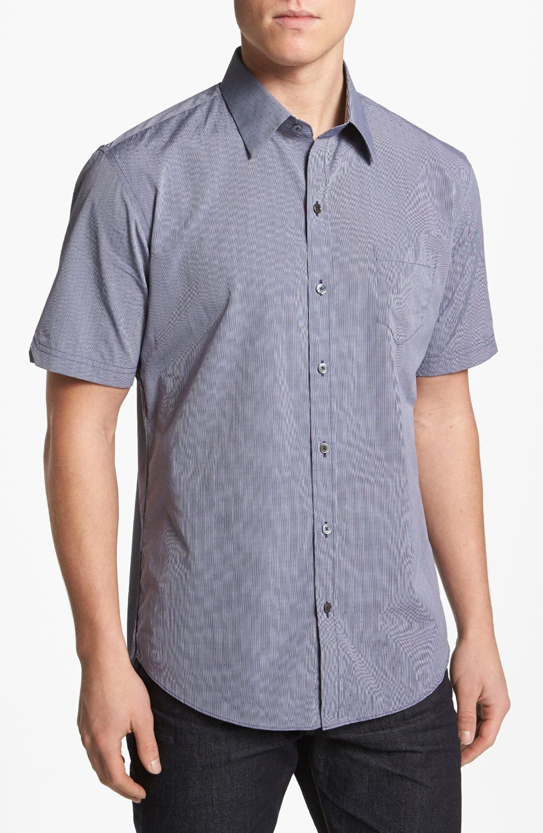 Main Image - Zachary Prell 'Constantino' Short Sleeve Sport Shirt