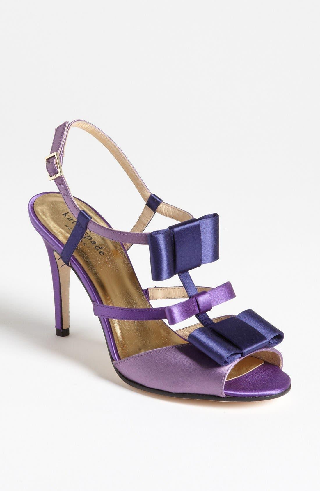 Main Image - kate spade new york 'ivy' sandal