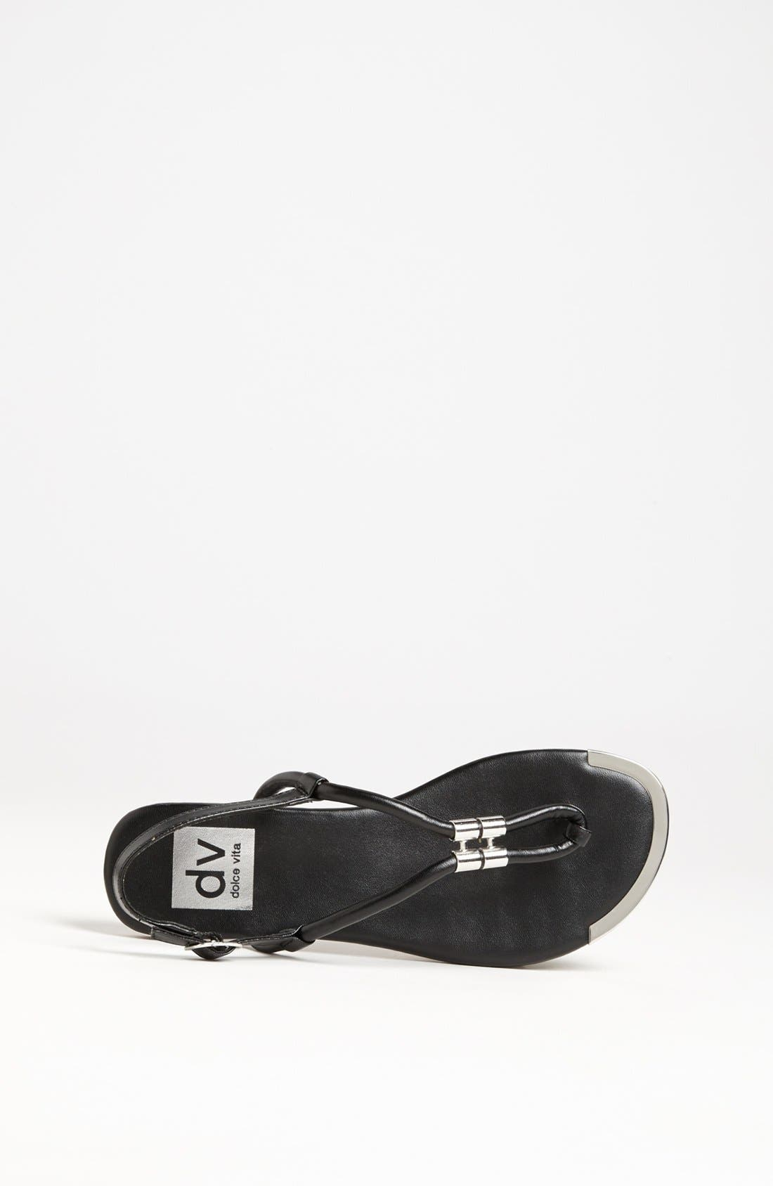 Alternate Image 3  - DV by Dolce Vita 'Torin' Sandal (Toddler, Little Kid & Big Kid)