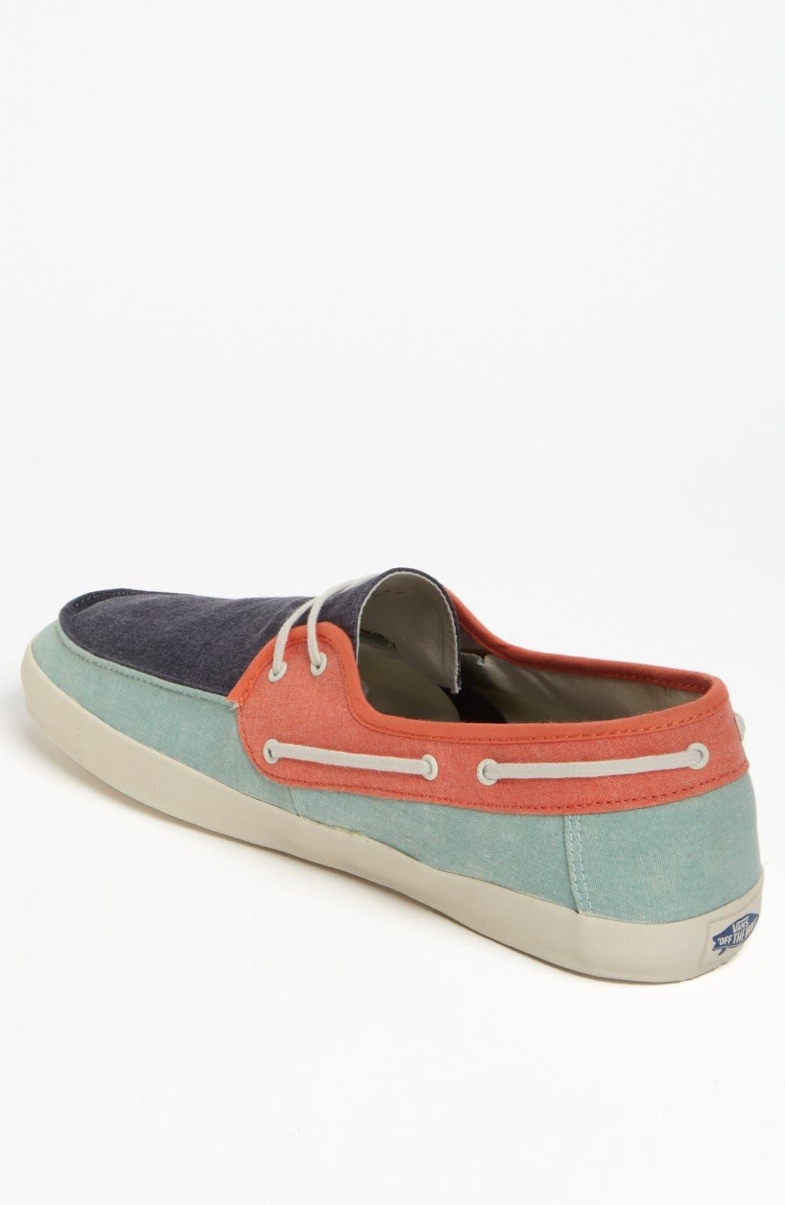 Alternate Image 2  - Vans 'Chauffeur' Boat Shoe (Men)
