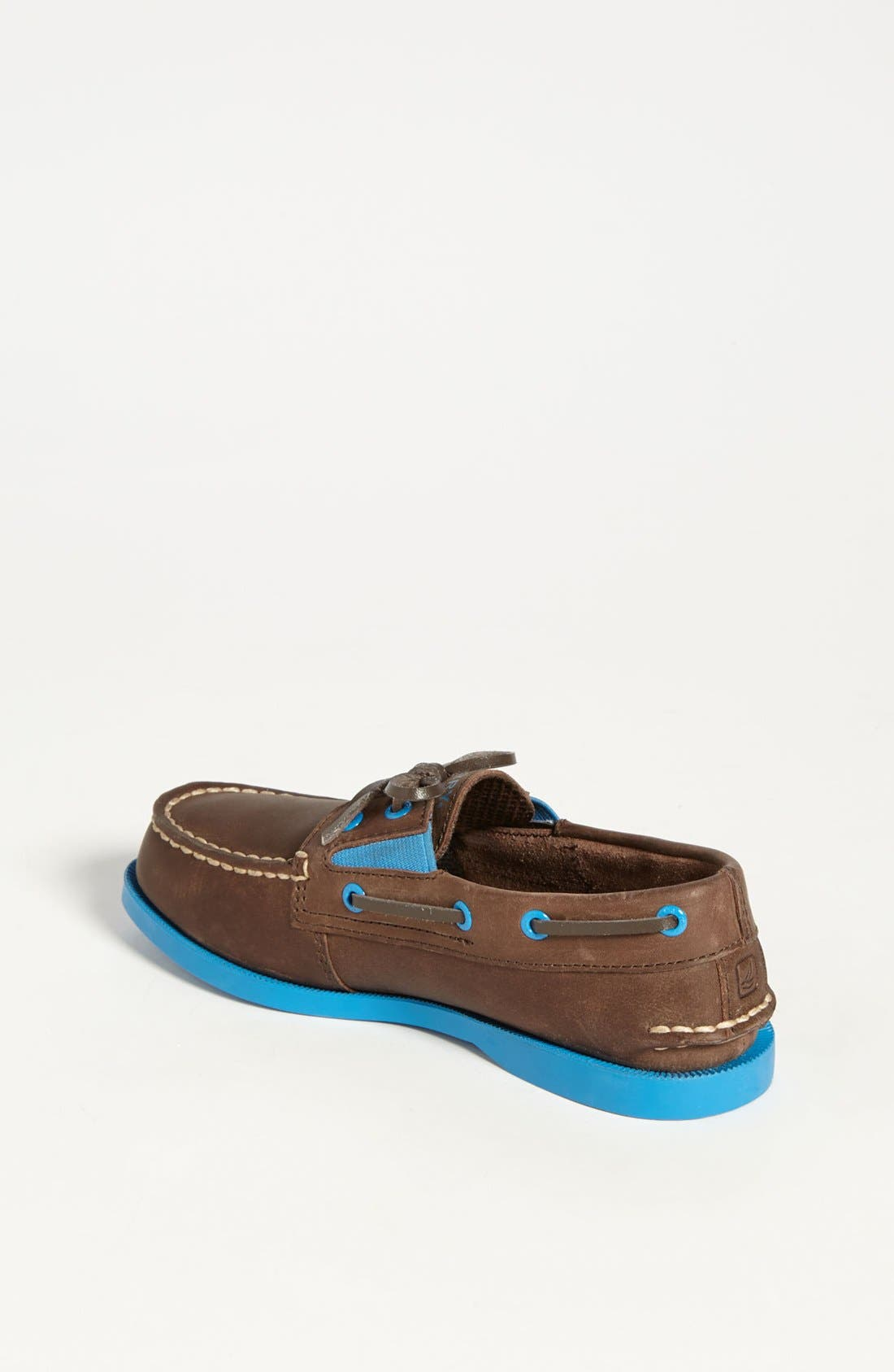 Alternate Image 2  - Sperry Top-Sider® Kids 'Authentic Original' Slip-On (Walker, Toddler, Little Kid & Big Kid)