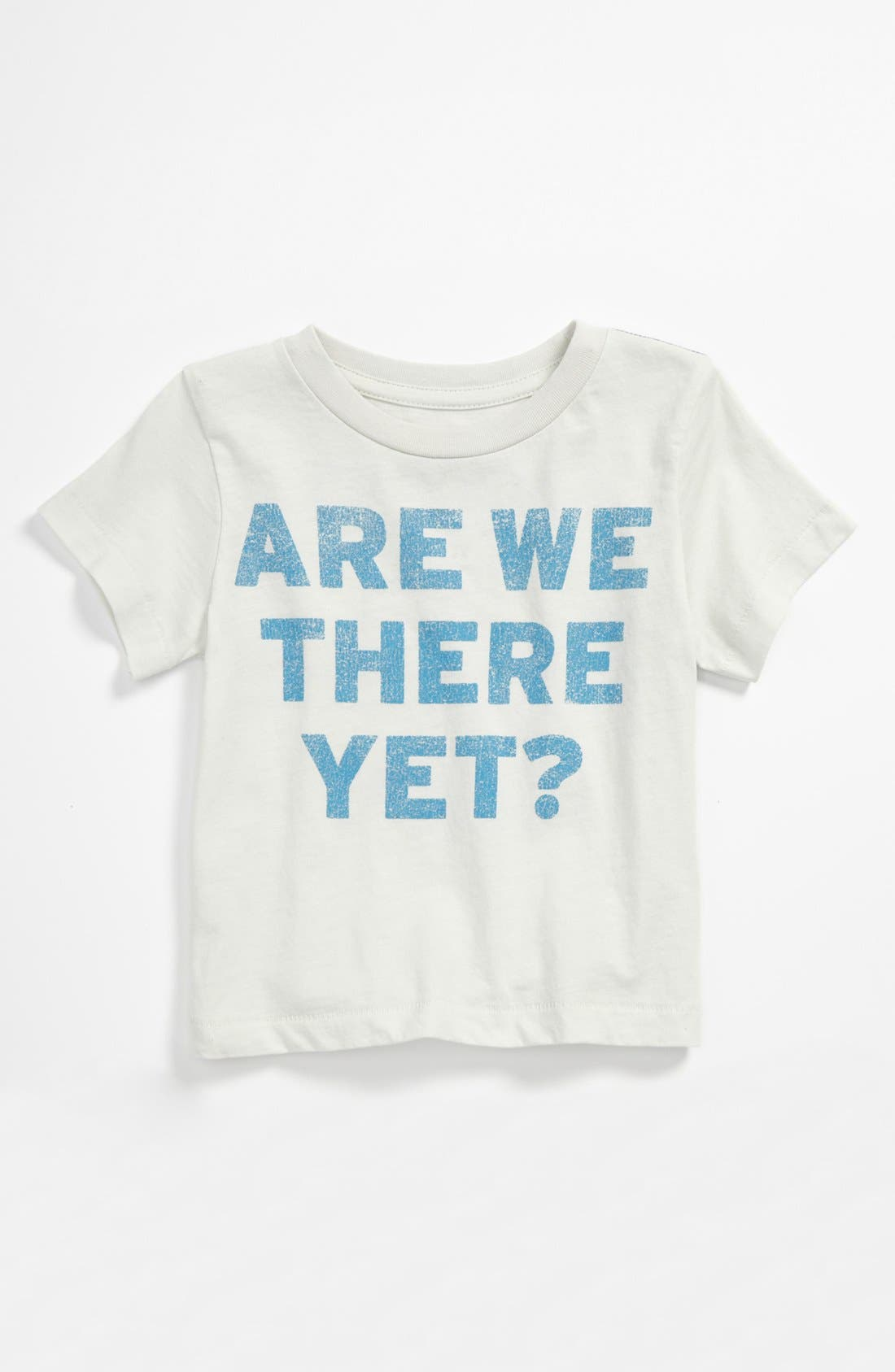 Alternate Image 1 Selected - Peek 'Road Trip' T-Shirt (Baby)