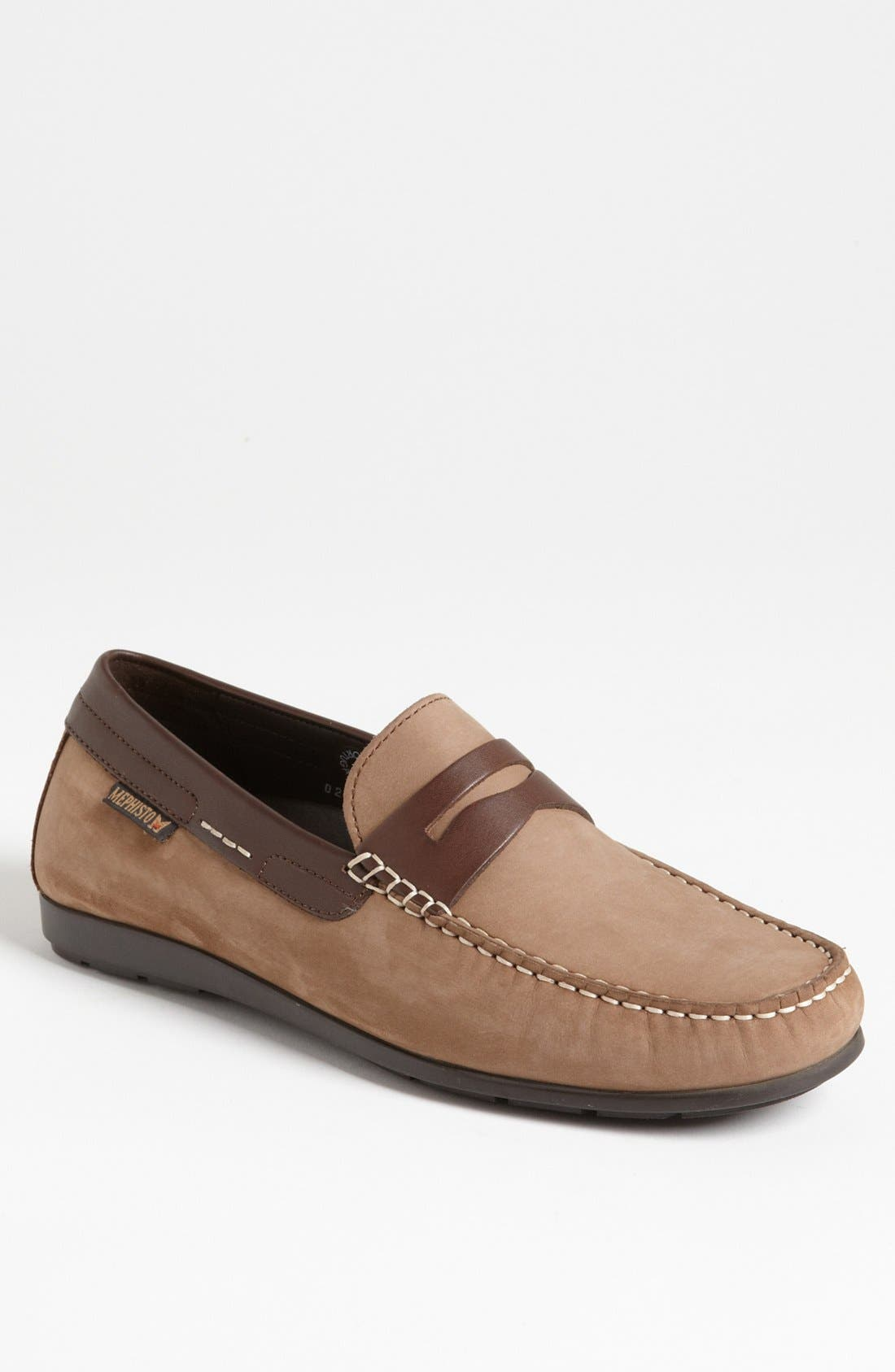 Alternate Image 1 Selected - Mephisto 'Alyon' Penny Loafer