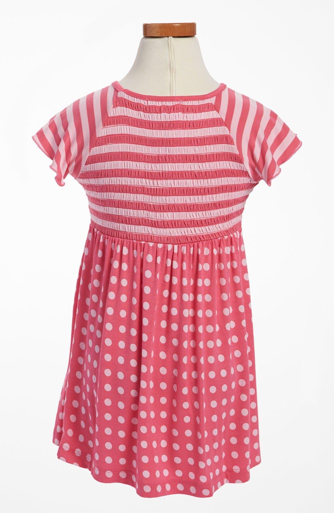 Alternate Image 2  - Design History Dress (Toddler)