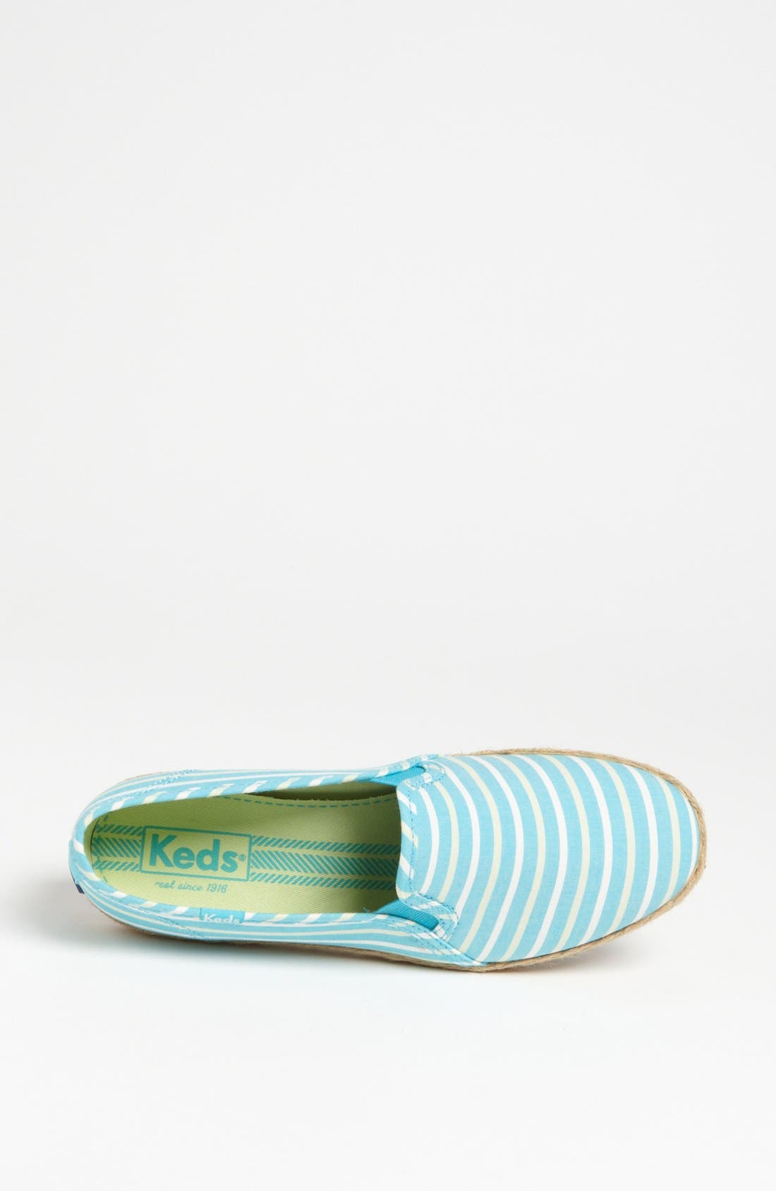 Alternate Image 3  - Keds® 'Champion Jute' Slip-On (Women)