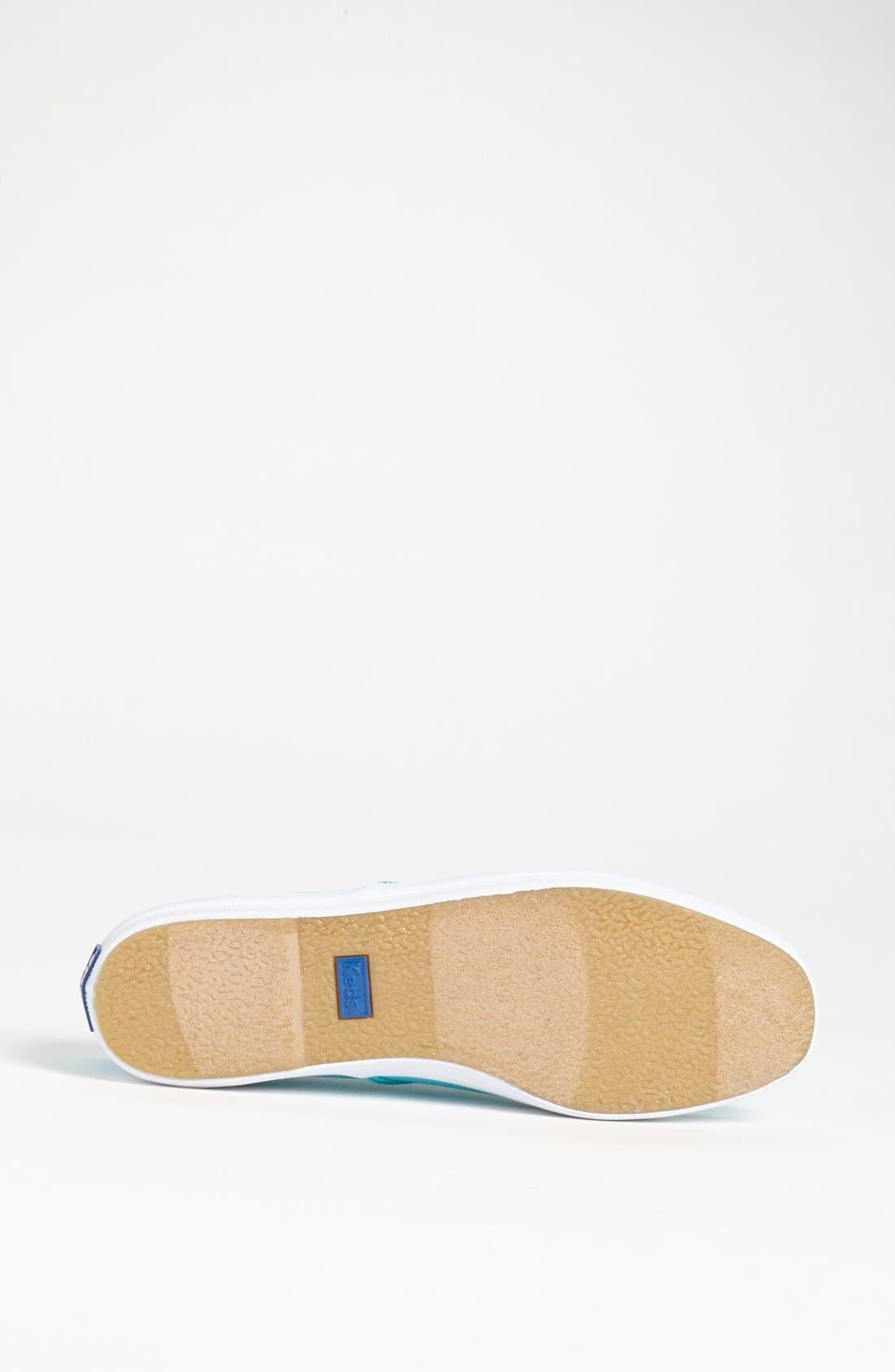 Alternate Image 4  - Keds® 'Champion' Sneaker (Women)
