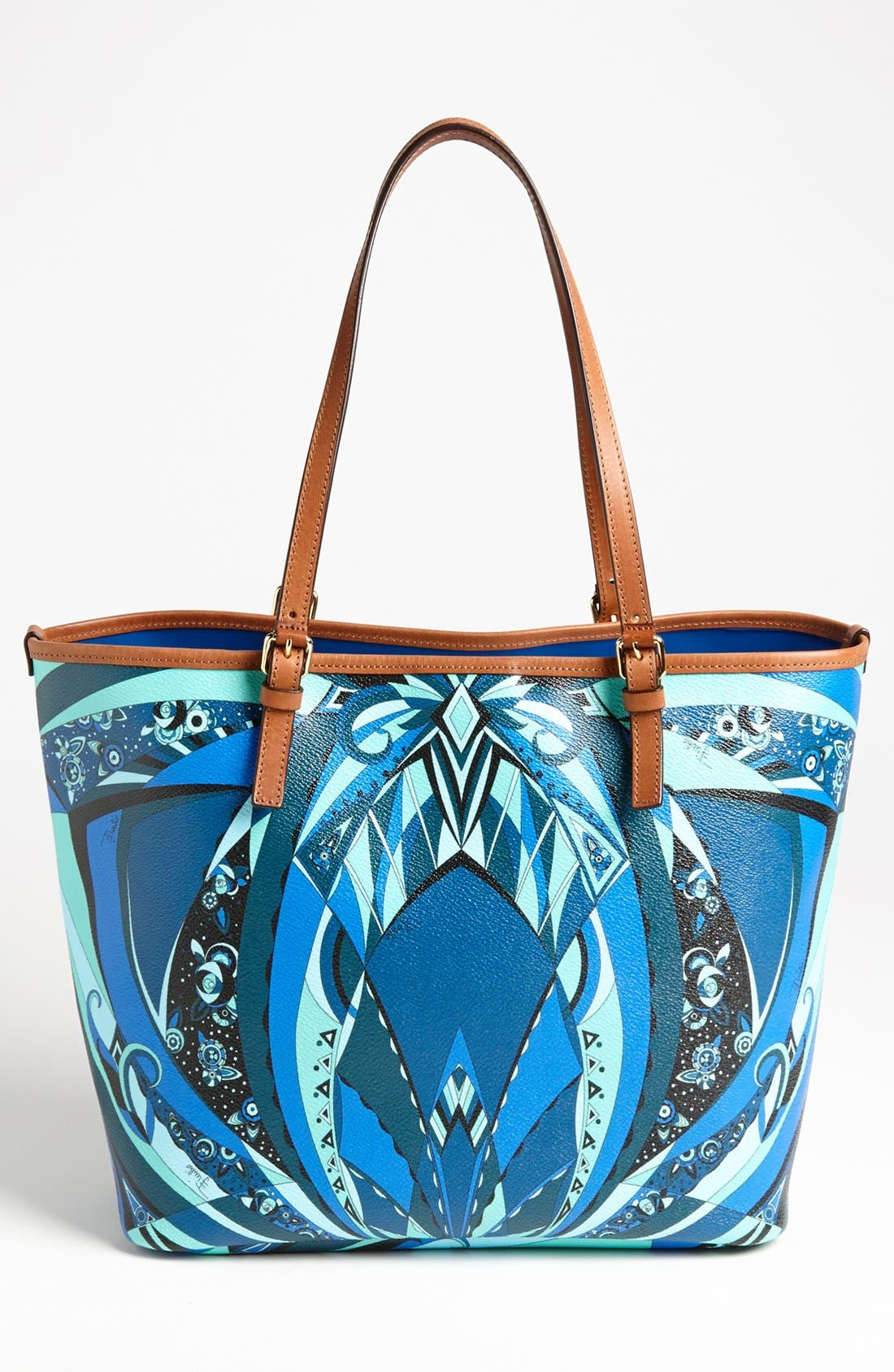 Alternate Image 4  - Emilio Pucci 'Chicago Piazzato - Medium' Tote