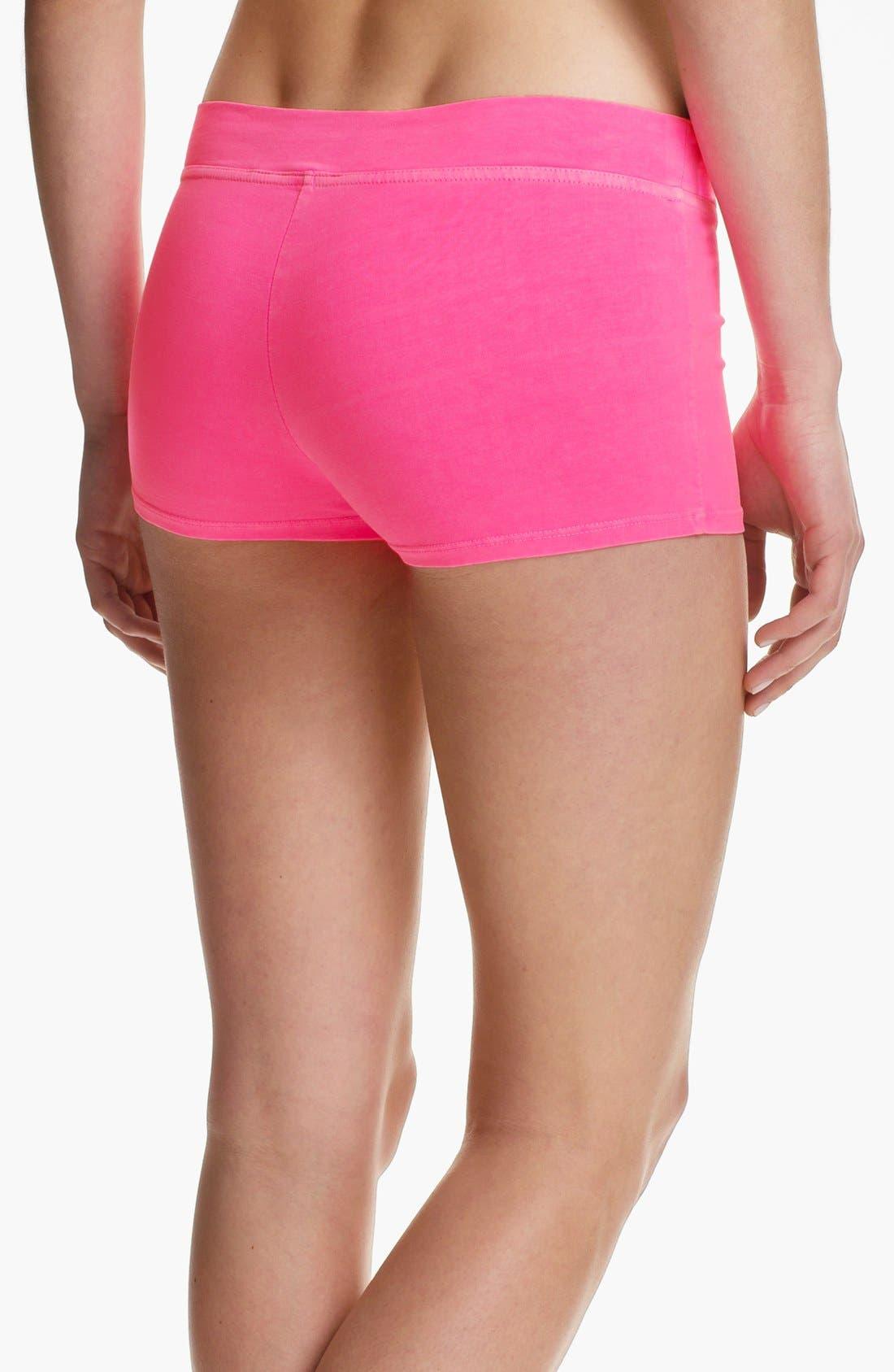 Alternate Image 2  - Make + Model 'Shorty' Shorts