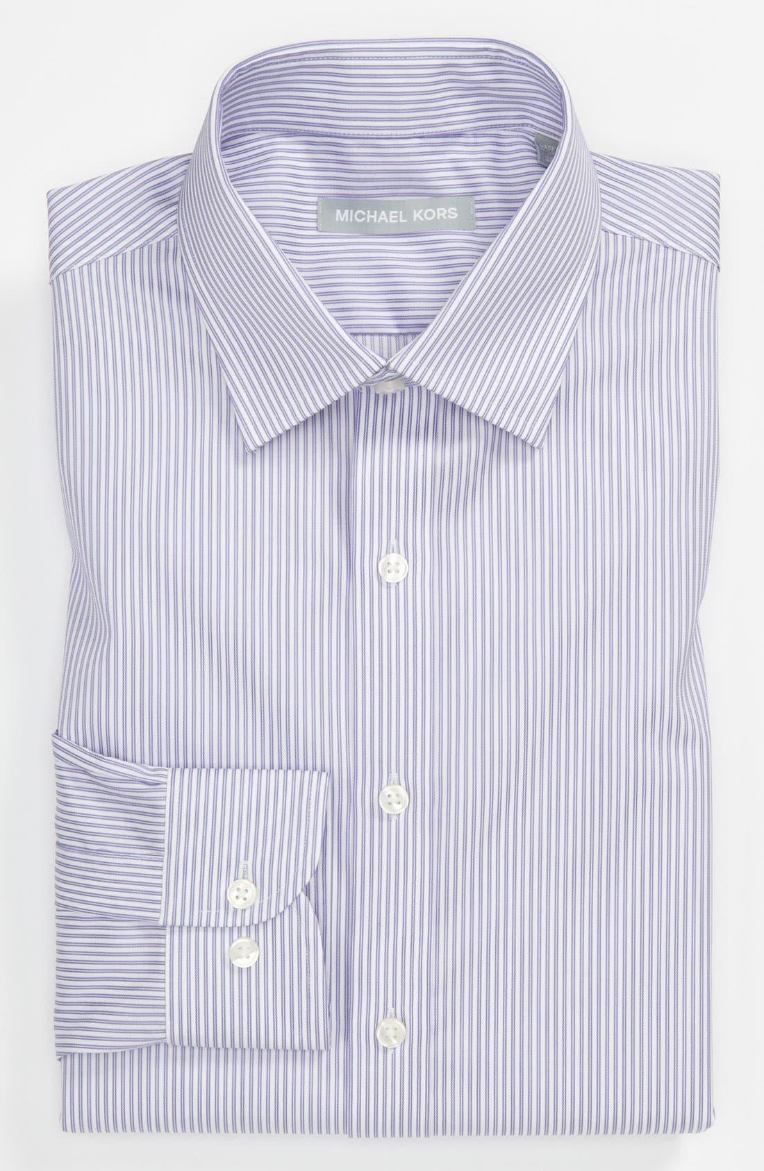 Main Image - Michael Kors Regular Fit Non-Iron Dress Shirt