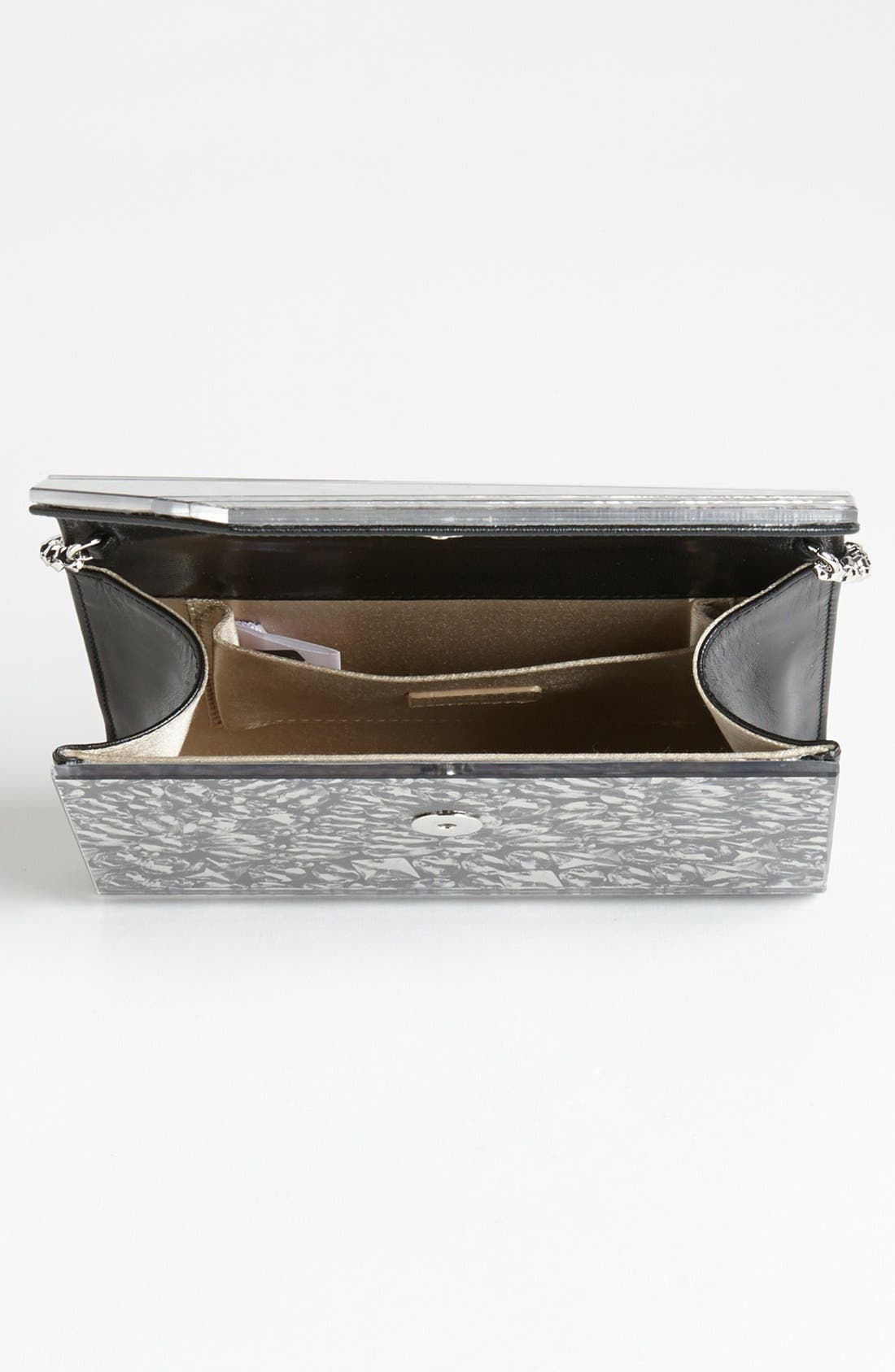 Alternate Image 3  - Jimmy Choo 'Candy' Clutch, Small