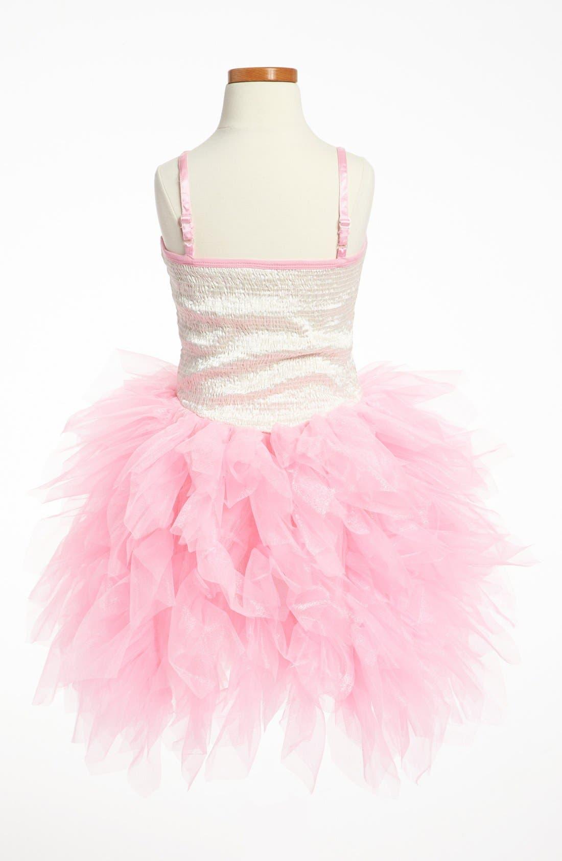 Alternate Image 2  - Ooh! La, La! Couture 'Sweetheart' Dress (Big Girls)