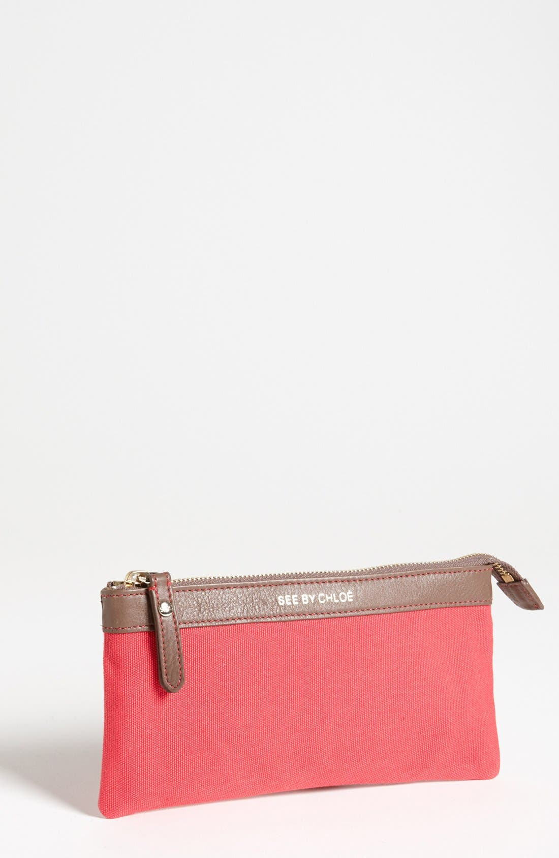 Alternate Image 1 Selected - See by Chloé 'Agathe' Zip Top Pouch