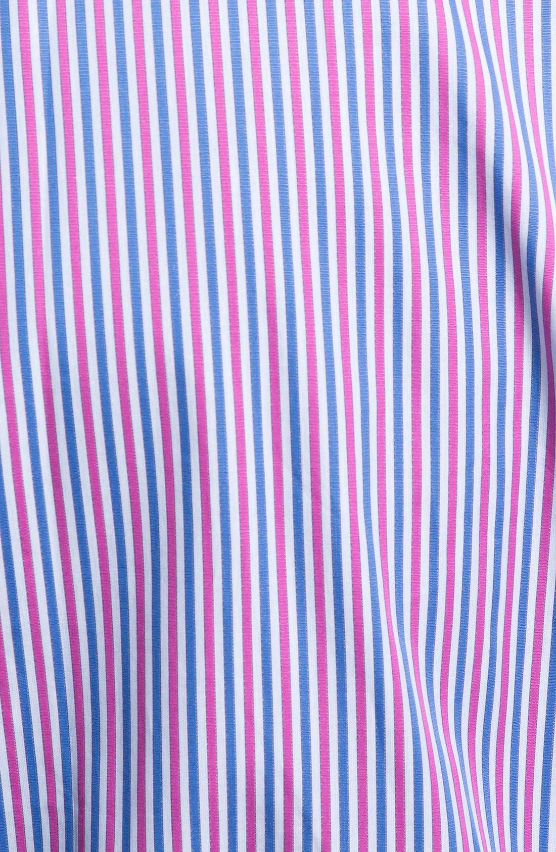 Alternate Image 3  - Paul Smith London Slim Fit Multi Stripe Dress Shirt