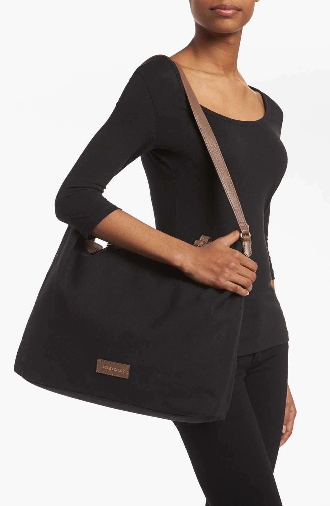 Alternate Image 2  - See by Chloé 'Agathe' Tote, Extra Large
