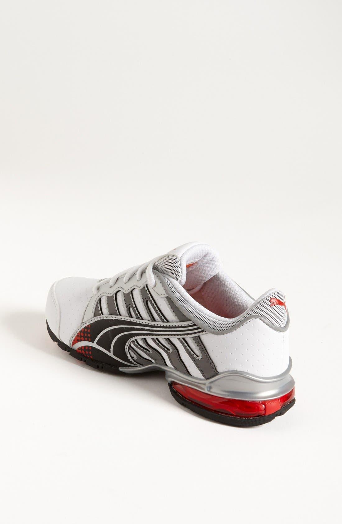 Alternate Image 2  - PUMA 'Voltaic 3' Sneaker (Toddler, Little Kid & Big Kid)