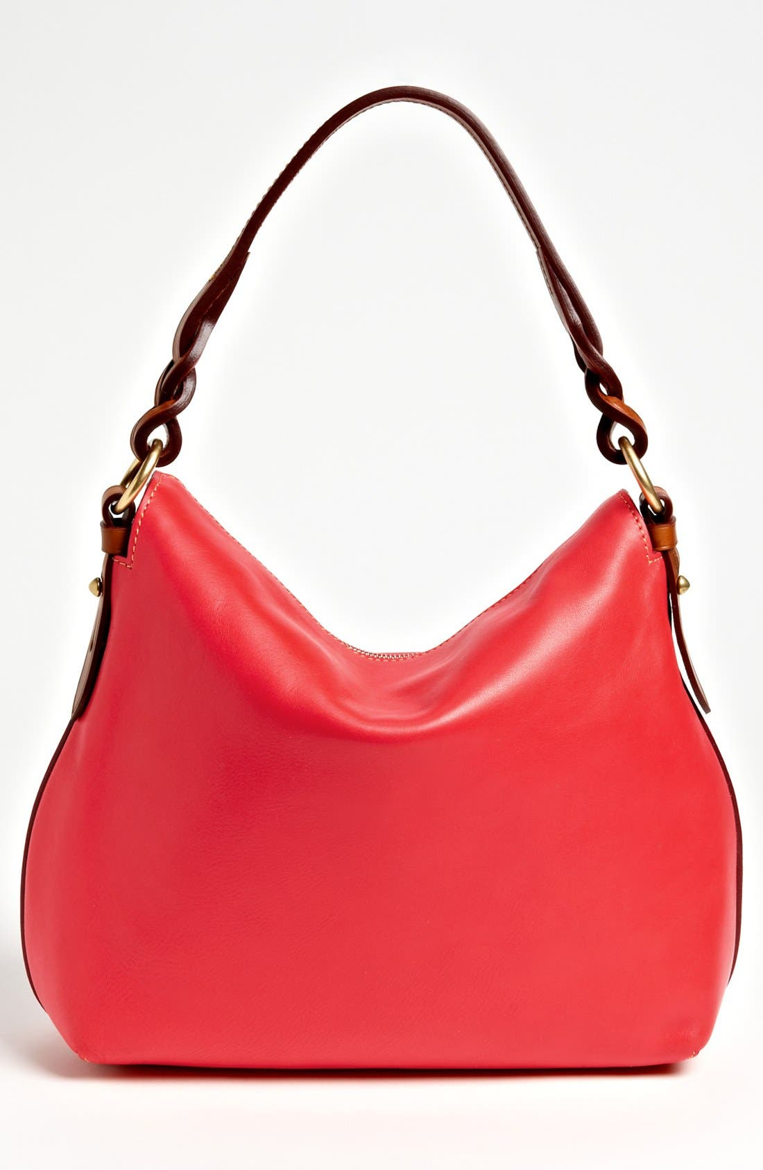 Alternate Image 4  - Dooney & Bourke 'Twist Strap' Hobo, Large