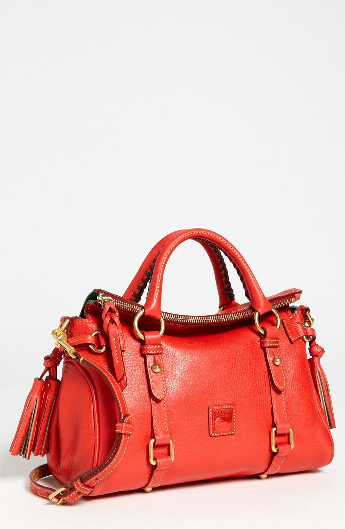 Alternate Image 1 Selected - Dooney & Bourke 'Mini - Florentine Collection' Leather Satchel
