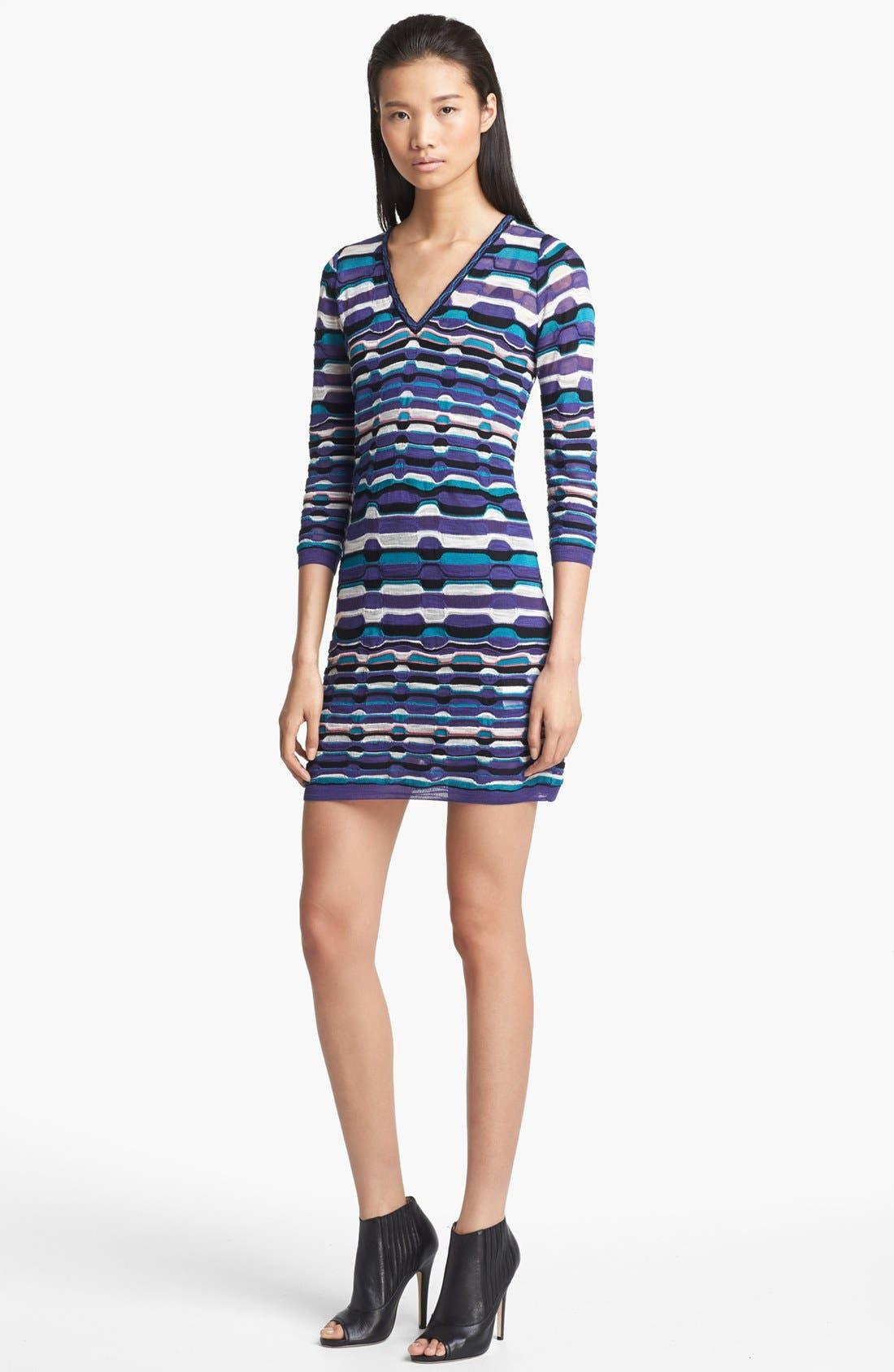 Main Image - M Missoni Ladder Stripe Dress