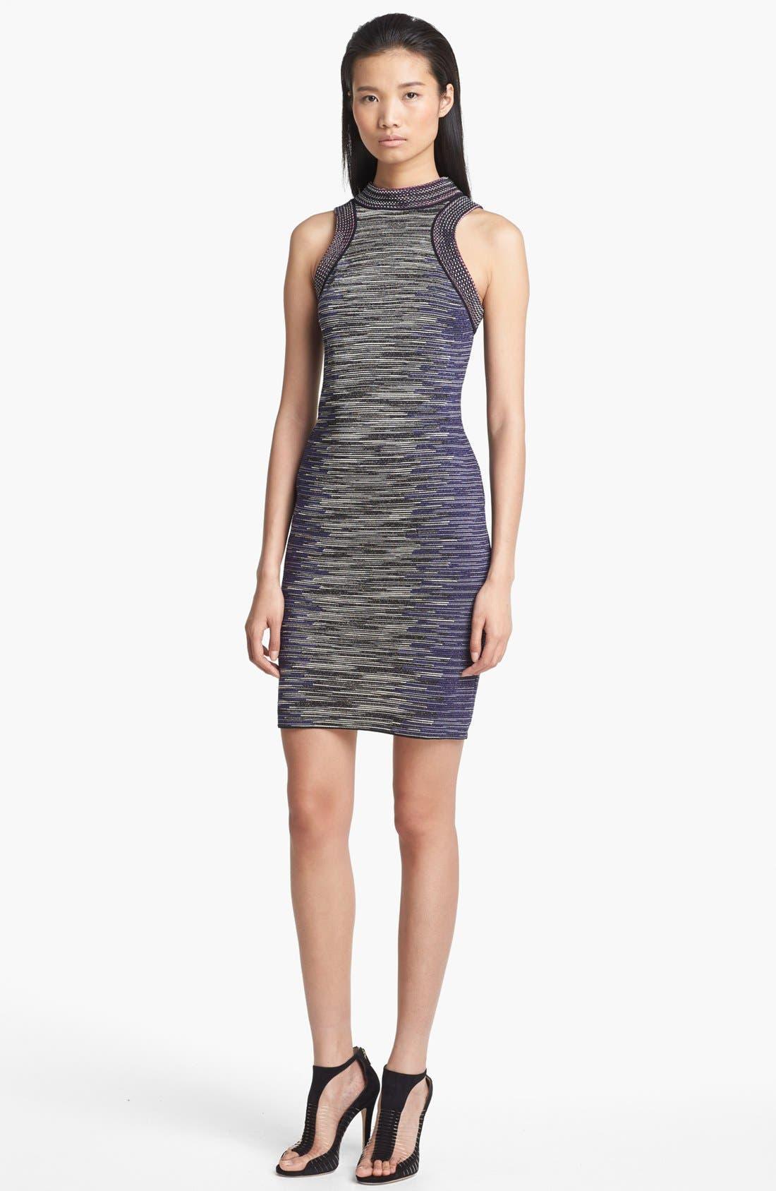 Main Image - M Missoni Space Dye Scuba Dress