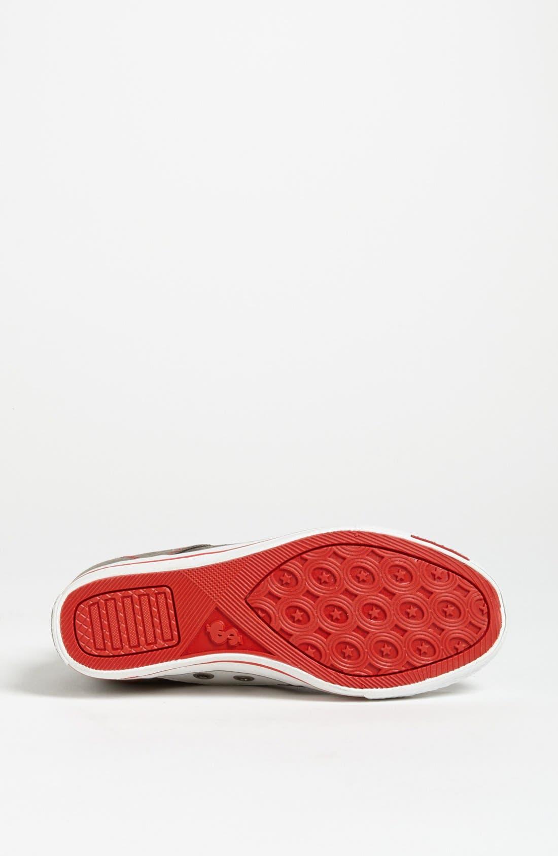 Alternate Image 4  - SKECHERS 'Daddy's Money - Gimme' Wedge Sneaker