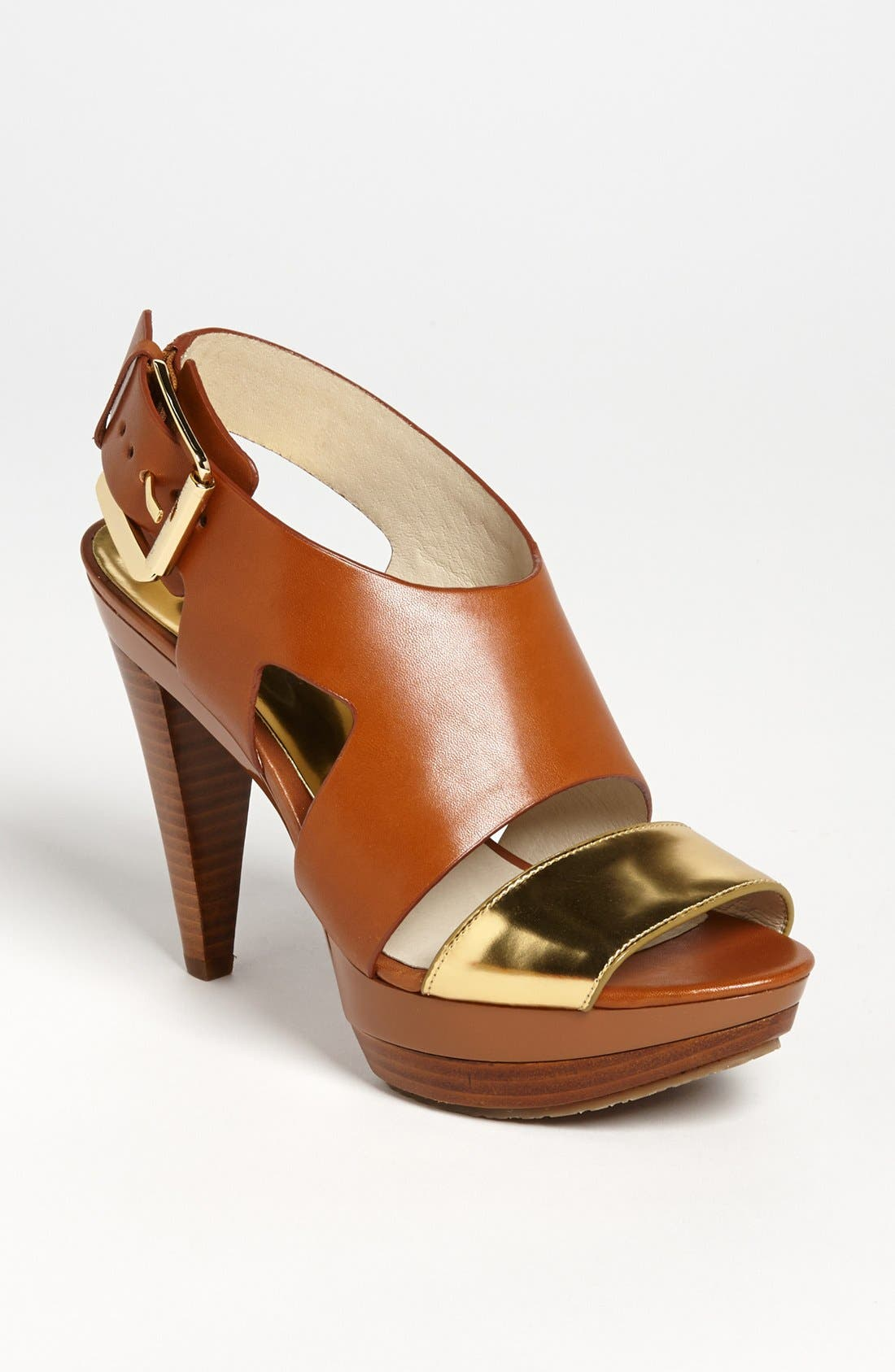 Alternate Image 1 Selected - MICHAEL Michael Kors 'Carla' Sandal