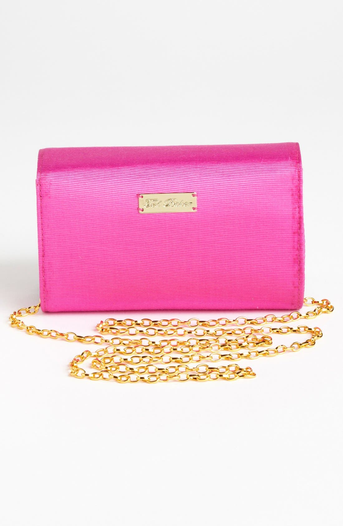 Alternate Image 4  - Ted Baker London Crystal Bow Clutch