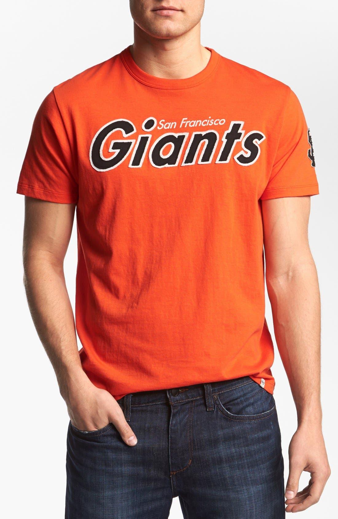Alternate Image 1 Selected - 47 Brand 'San Francisco Giants - Fieldhouse' T-Shirt