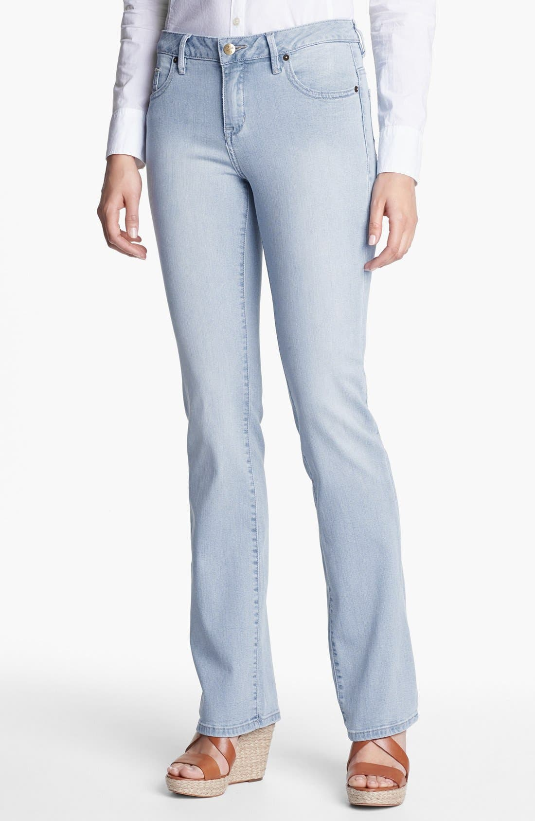 Main Image - Christopher Blue 'Goodwin' Bootcut Stretch Jeans