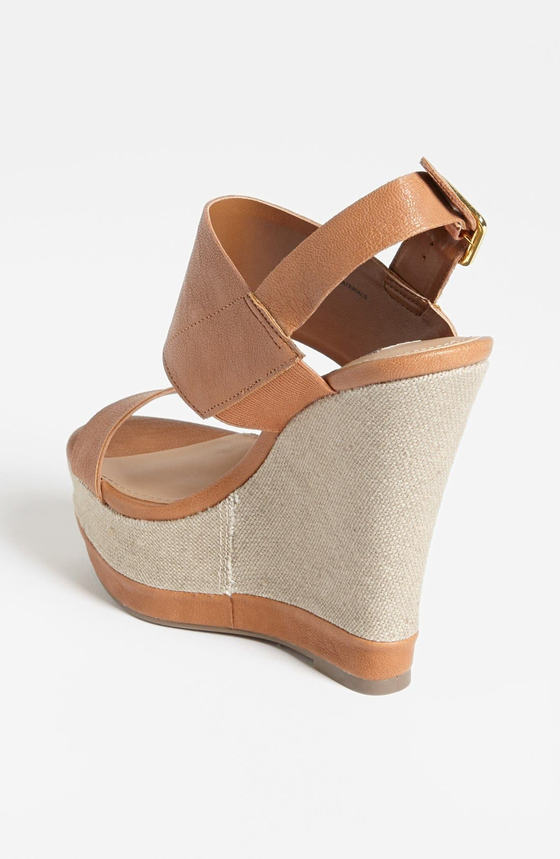 Alternate Image 2  - Steve Madden 'Warmthh' Wedge Sandal