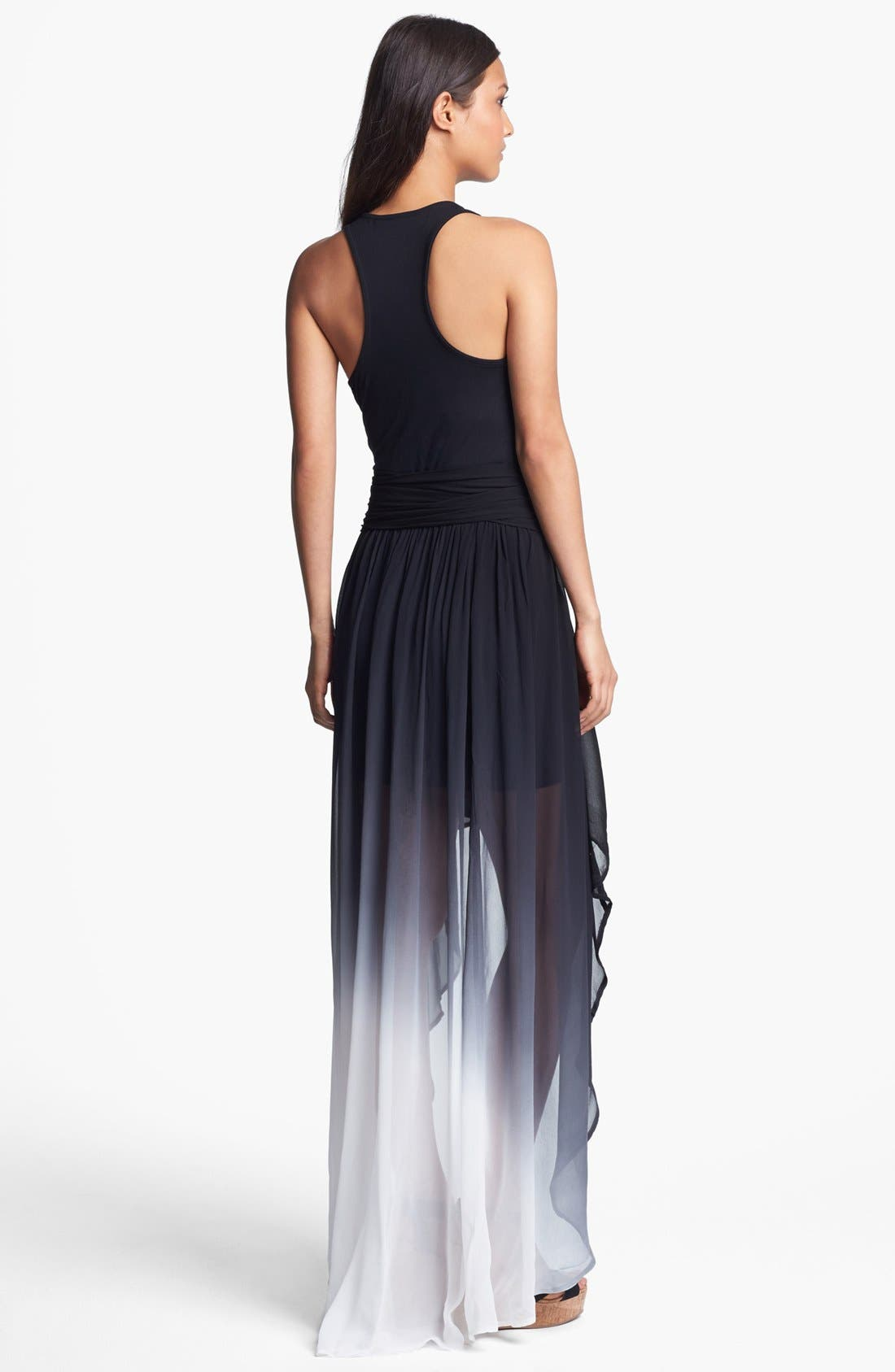 Alternate Image 2  - Young, Fabulous & Broke 'Kula' Ombré Maxi Dress